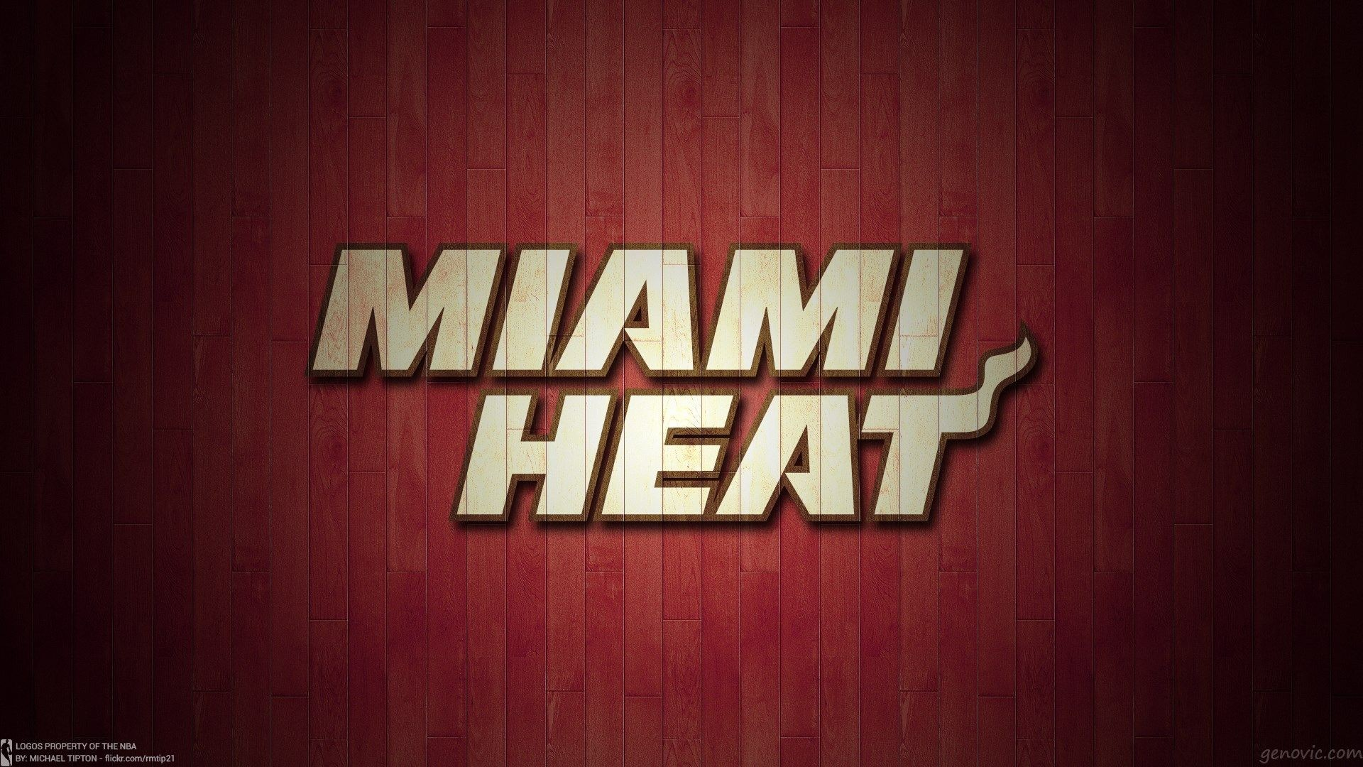 1920x1080 Miami Heat Wallpaper HD collection