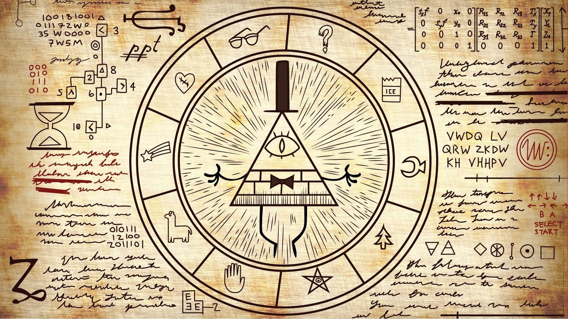 Gravity Falls Bill Cipher Wallpaper (80+ images)