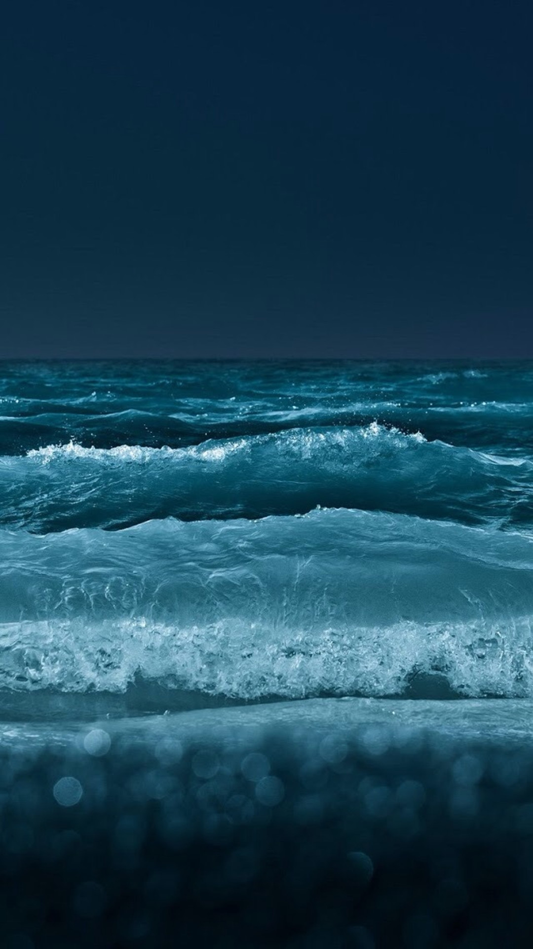 Night Ocean Wallpaper 65 Images