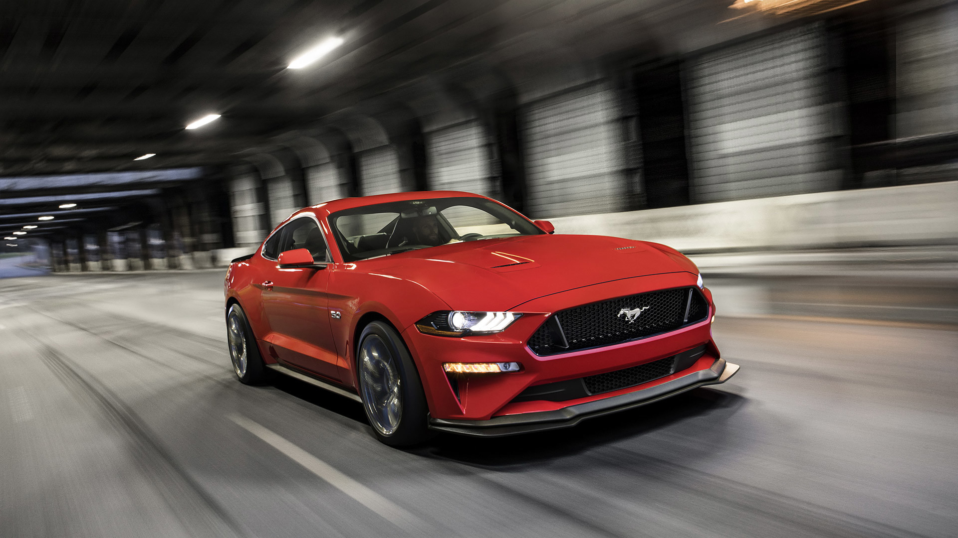 1920x1080 2018 Ford Mustang GT Performance Pack Level 2 picture