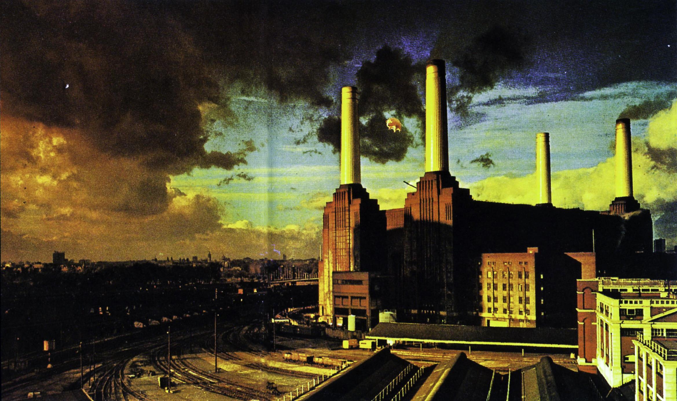 Pink Floyd Animals Wallpaper 70 Images