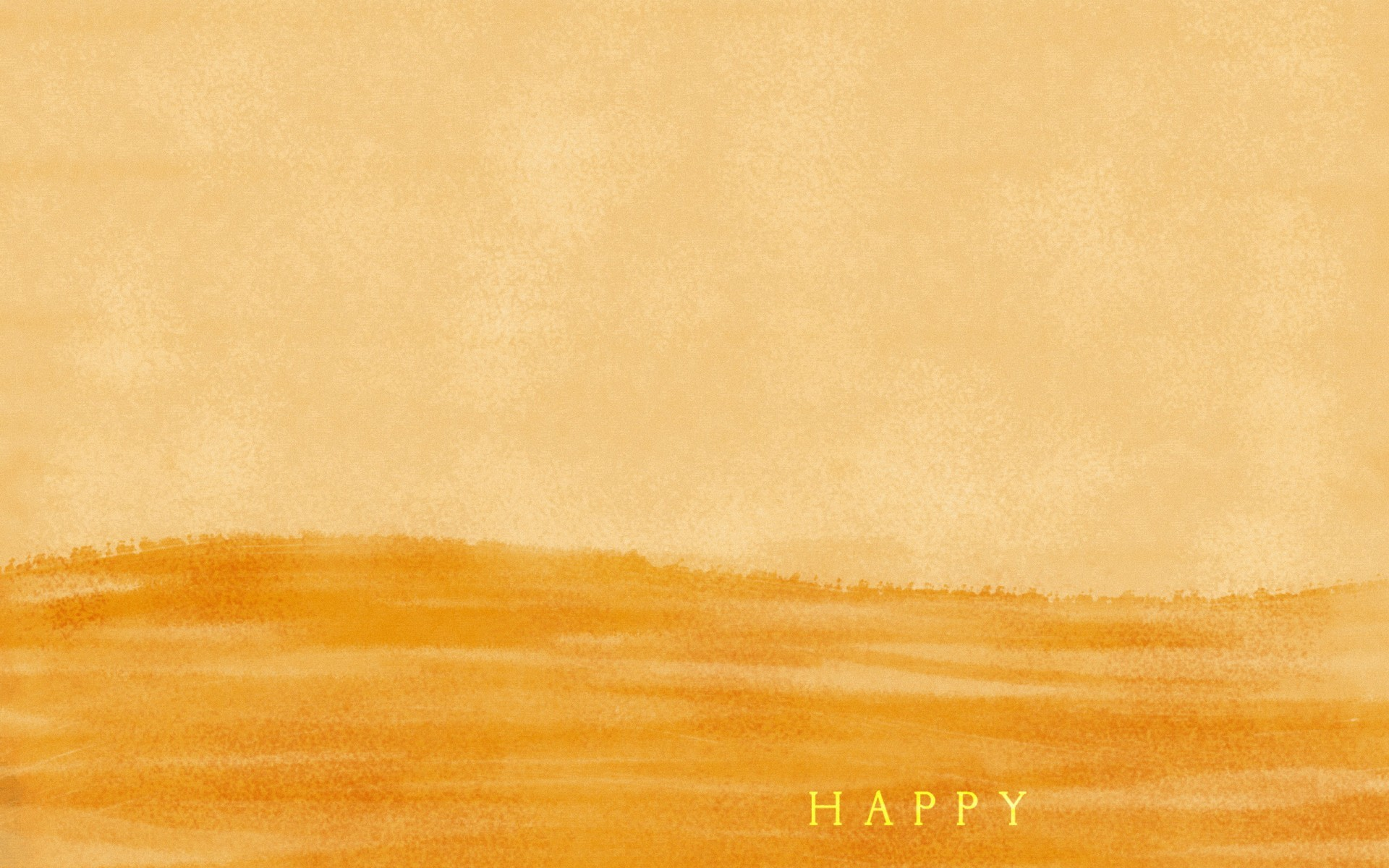 1920x1200 Wallpaper, Abstract, Happy, Brown, Light