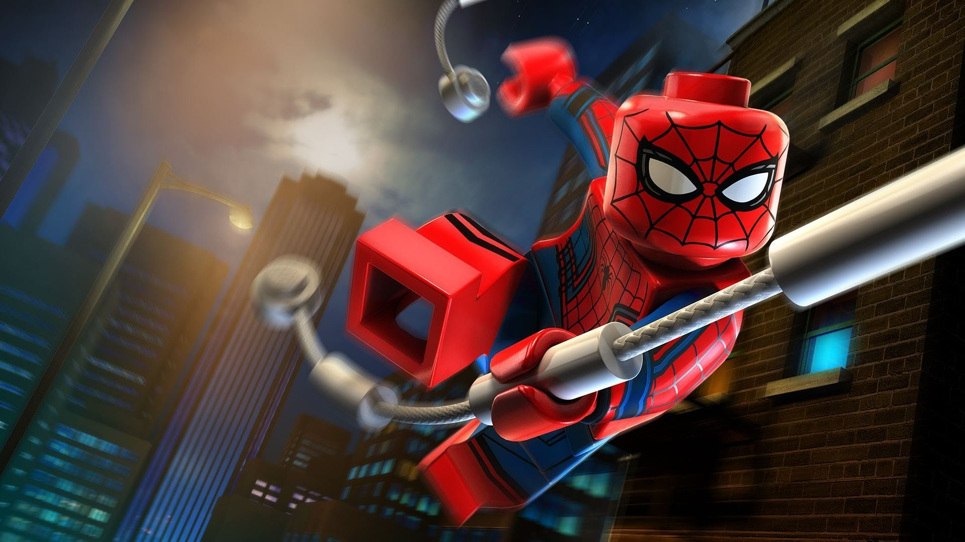 Lego Spiderman Wallpaper 76 Images
