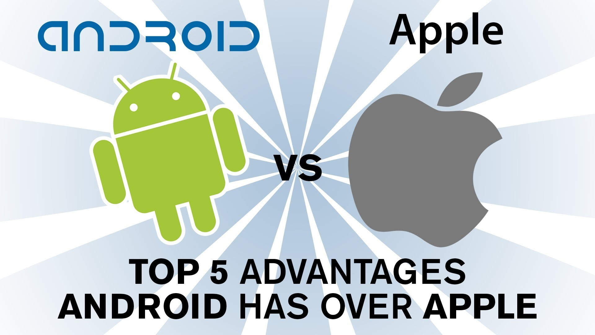 advantage of android