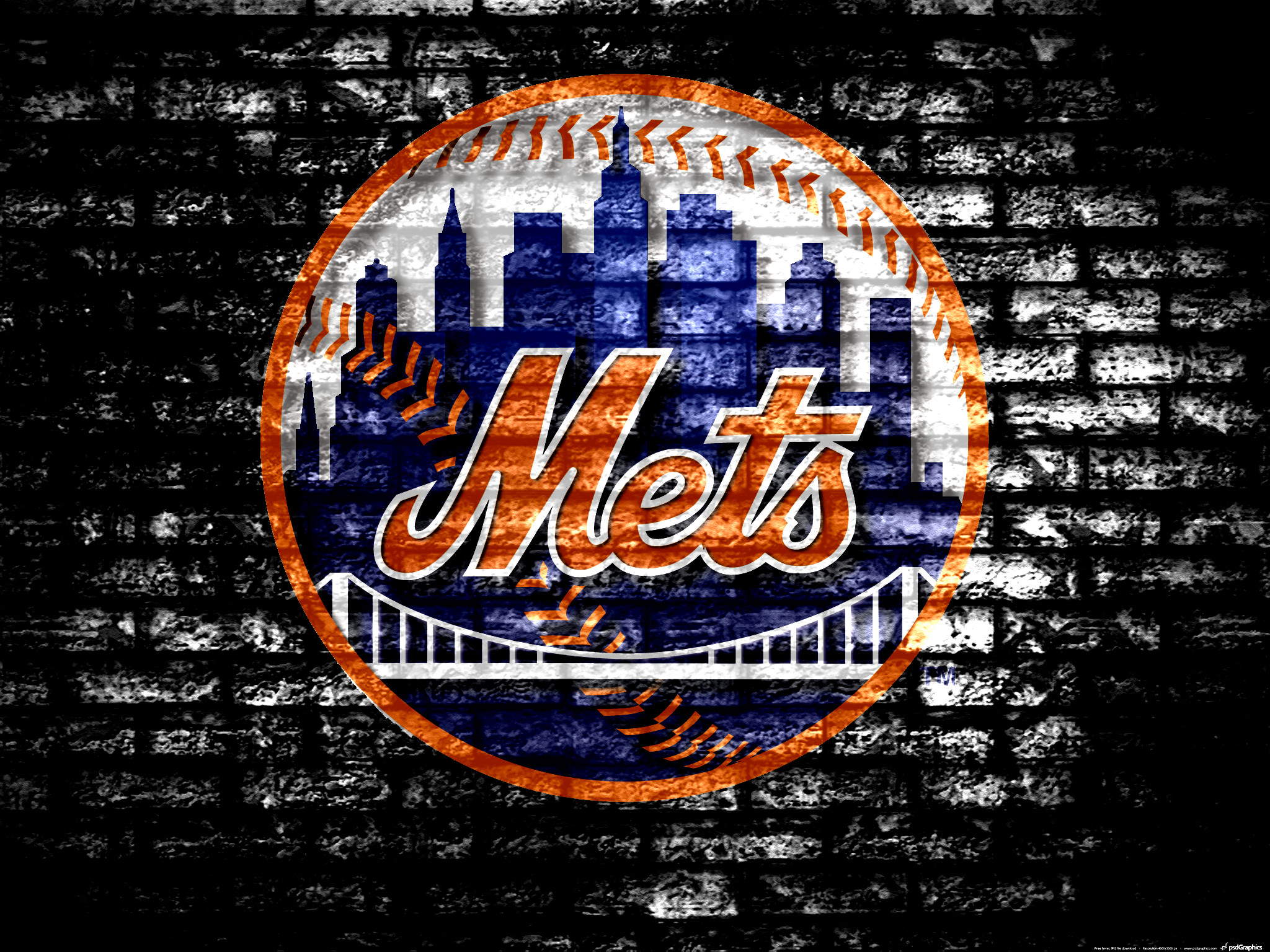 2048x1536 Mets Wallpaper