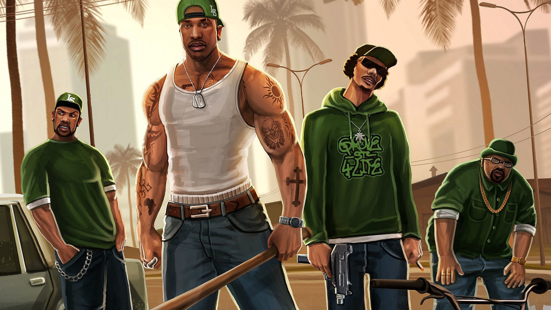 Image Result For Wallpaper Gta Sa Pc Full Hd