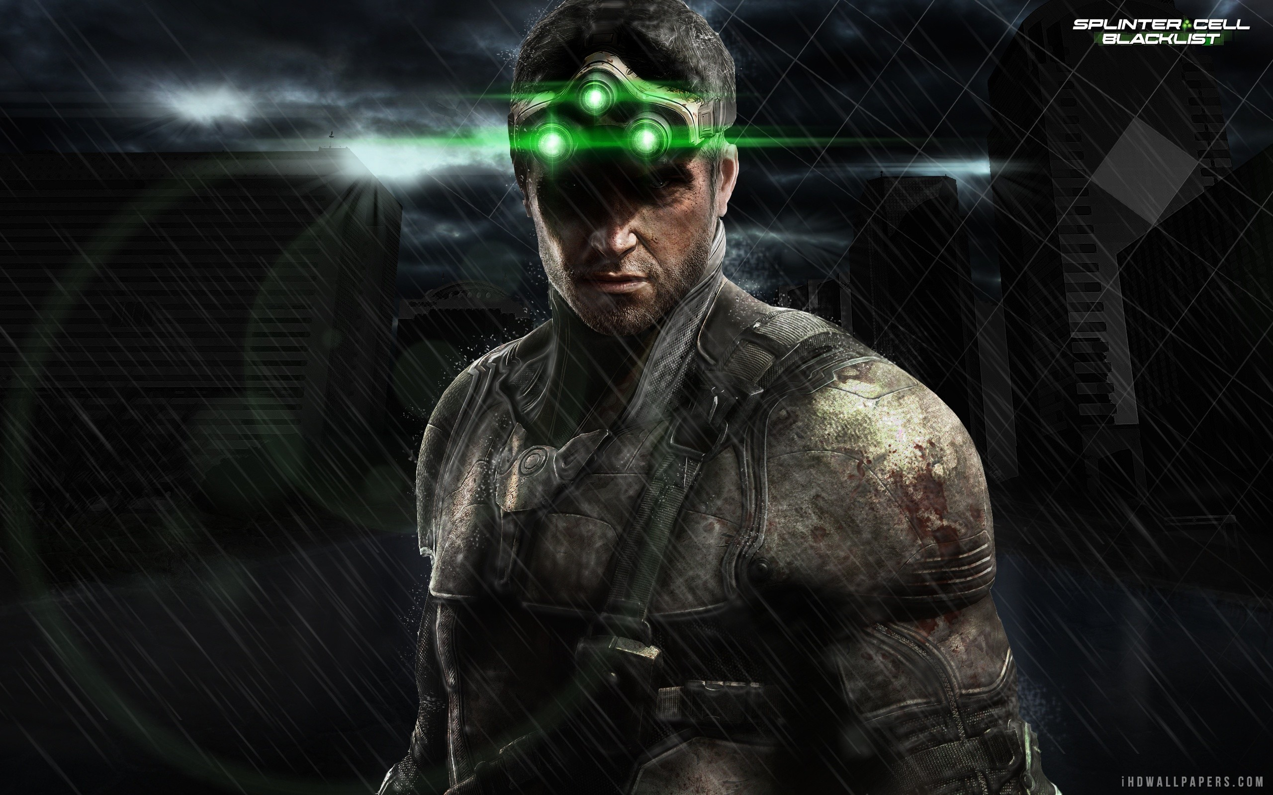 Splinter cell 1 wallpaper
