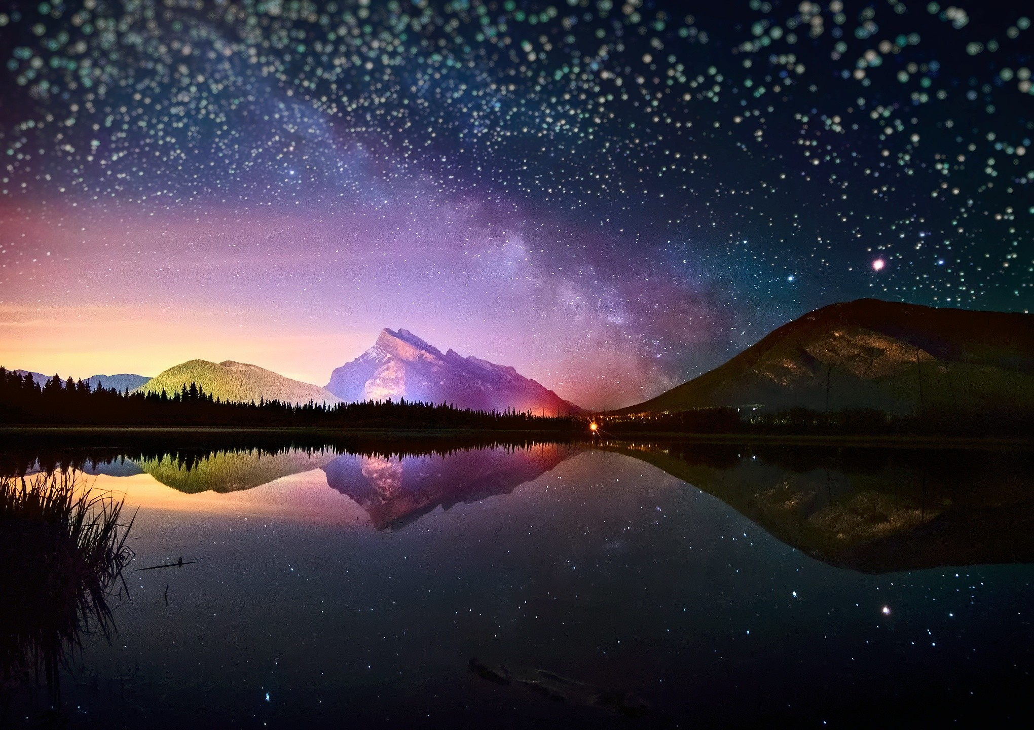 2040x1440 ...  316 Starry Sky HD Wallpapers Backgrounds | Wallpaper Aby