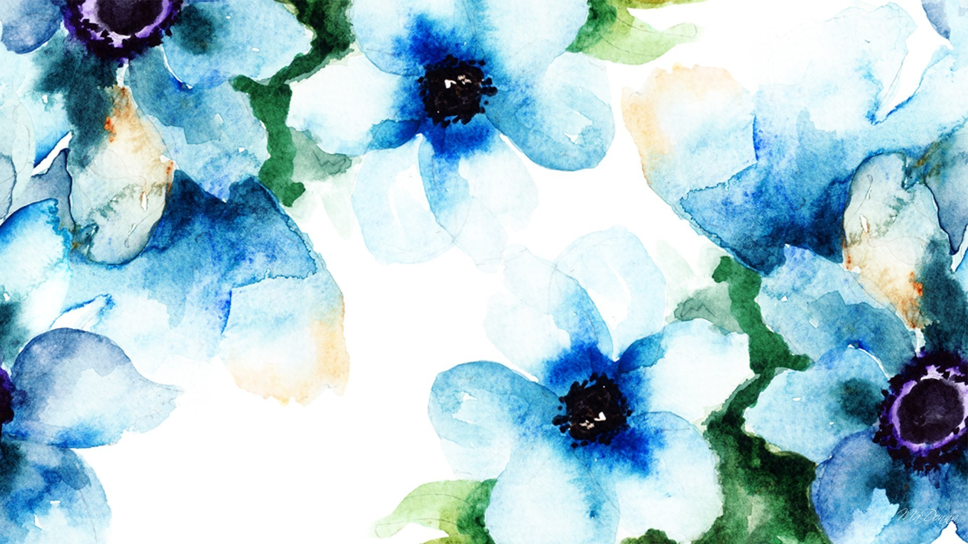 1920x1080 30 Free Beautiful Watercolor Wallpapers That Should Be on Your Desktop - 30  | Wallpapers | Pinterest | Watercolor wallpaper, Wallpaper and Watercolor