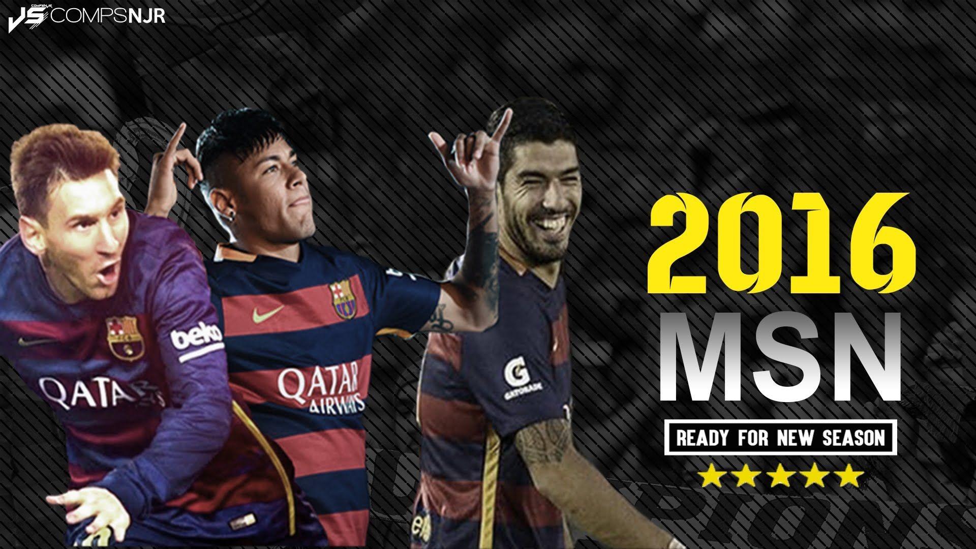 FC Barcelona Wallpaper (MSN) by RakaGFX on DeviantArt