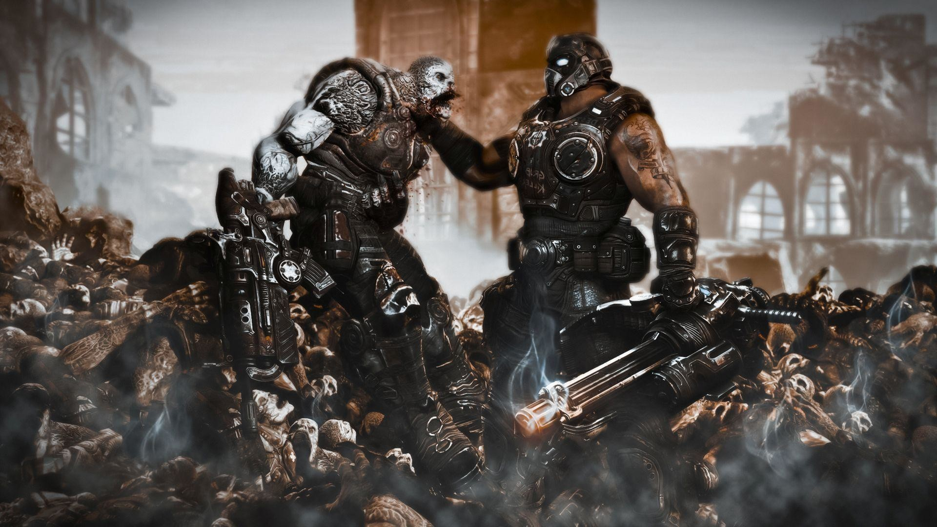 Gears Of War 3 Wallpaper HD (84+ Images