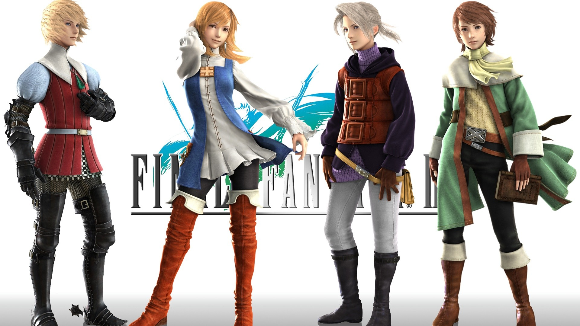 1920x1080 Final Fantasy III HD Wallpaper | Hintergrund |  | ID:677659 -  Wallpaper Abyss