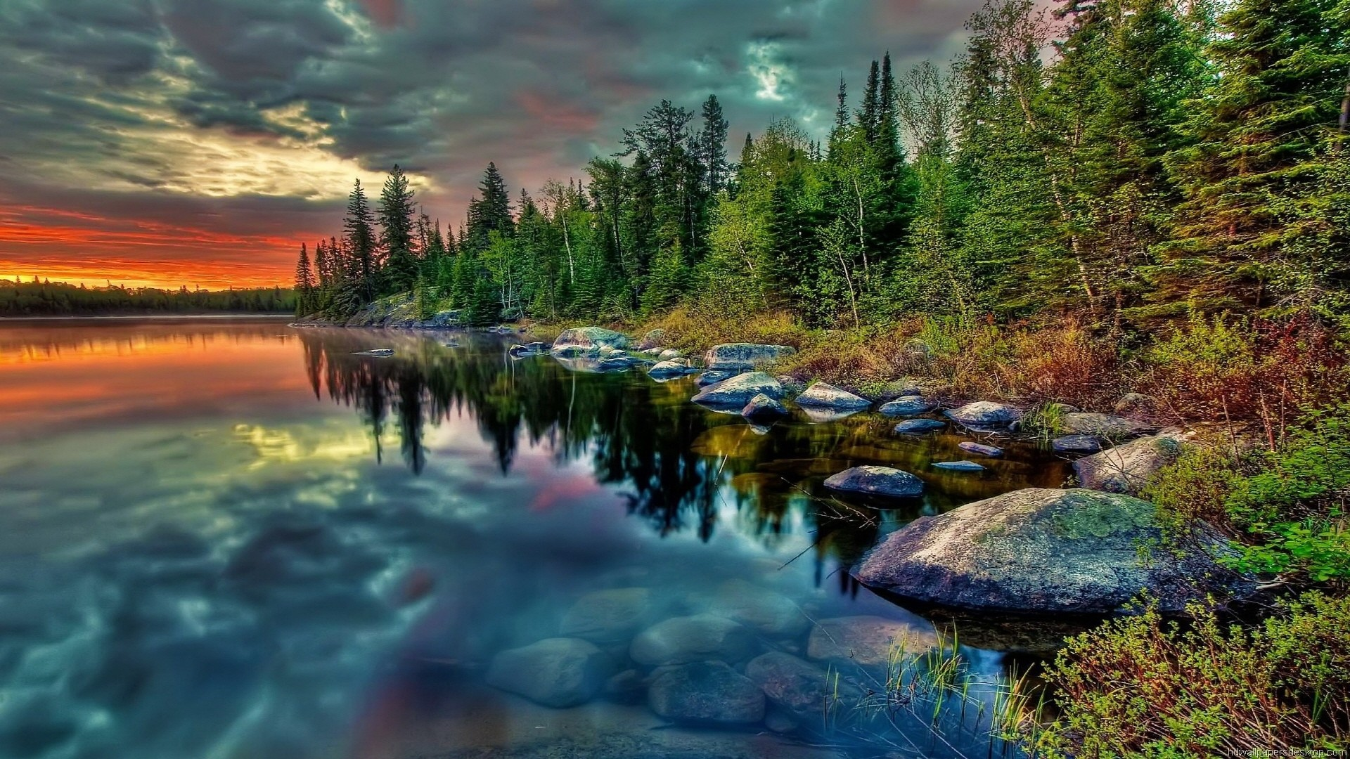 Nature Desktop Backgrounds