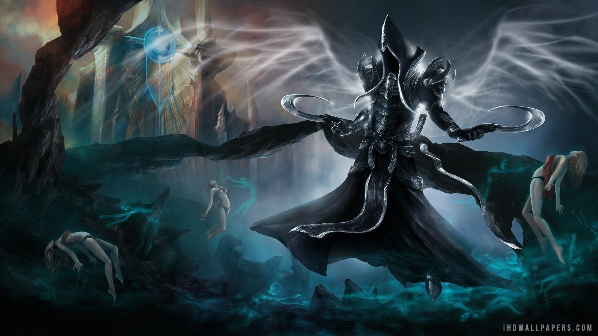 Diablo 3 Reaper Of Souls Wallpapers: El Diablo Wallpapers (64+ Images
