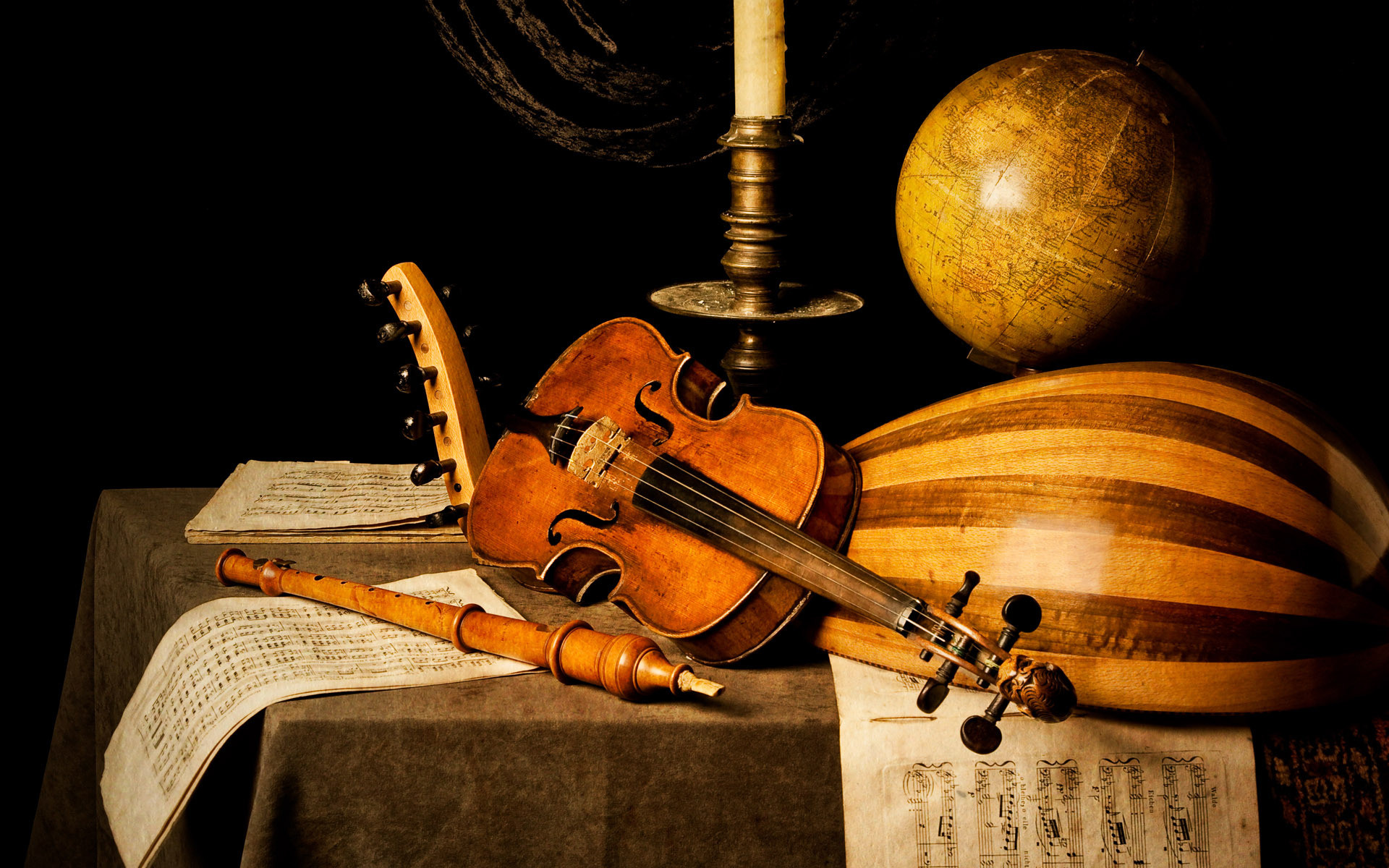 Music Instruments Wallpaper (70+ images)