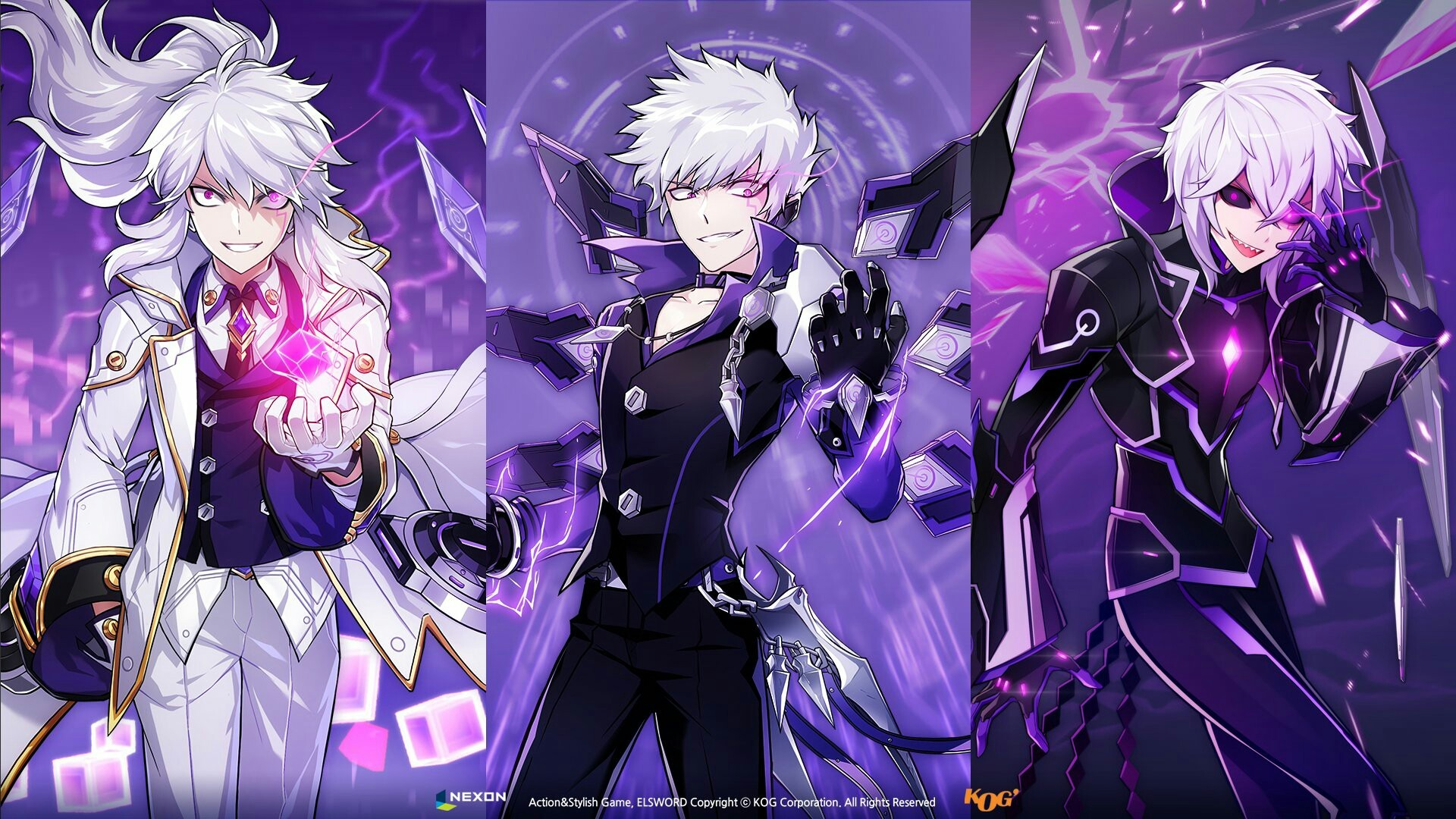 1920x1080 Elsword - Add transcendence wallpaper