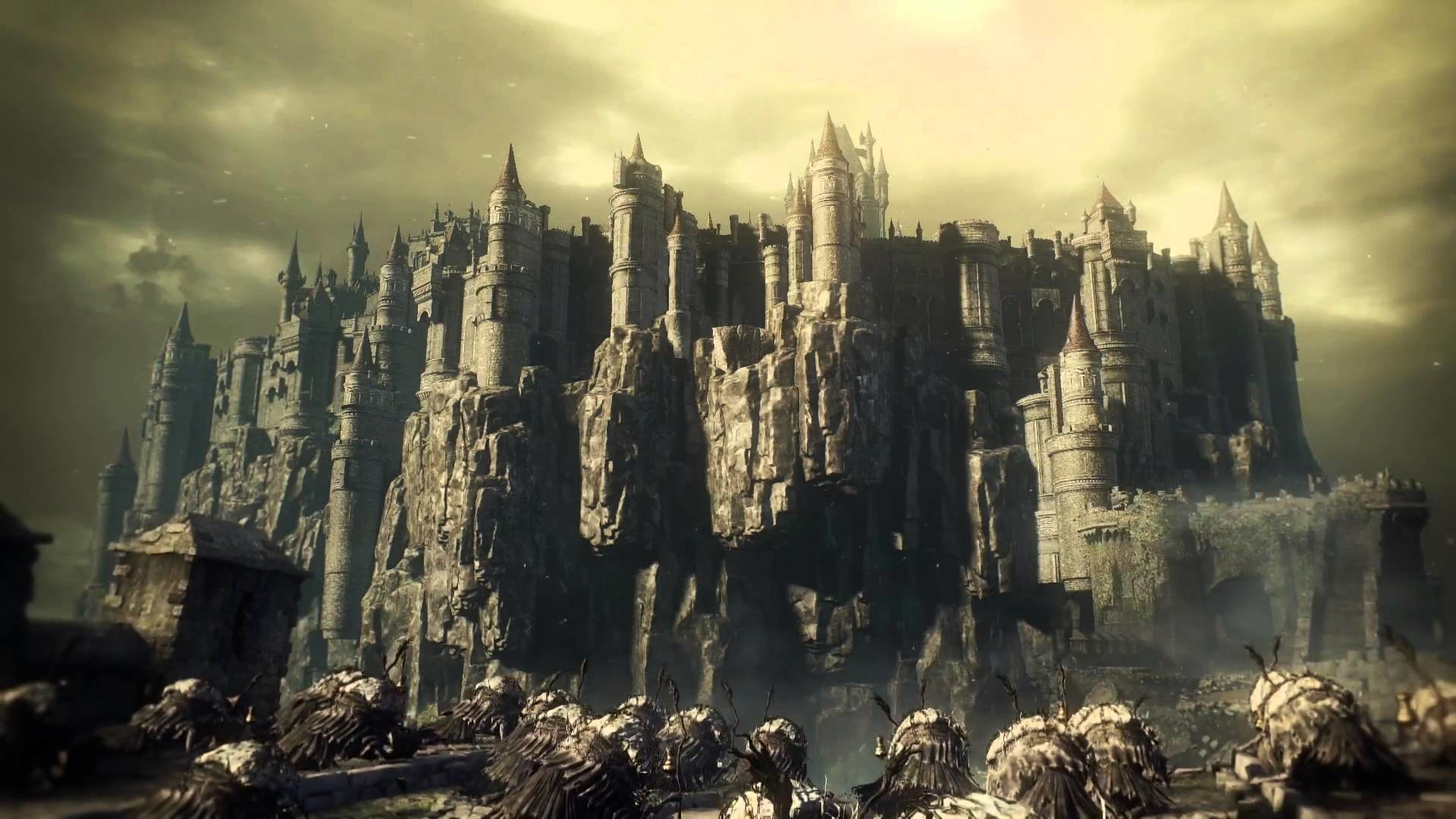 Dark Souls Ii Out Stunning Wallpapers High Quality: Dark Souls 3 Wallpaper 1920x1080 (77+ Images