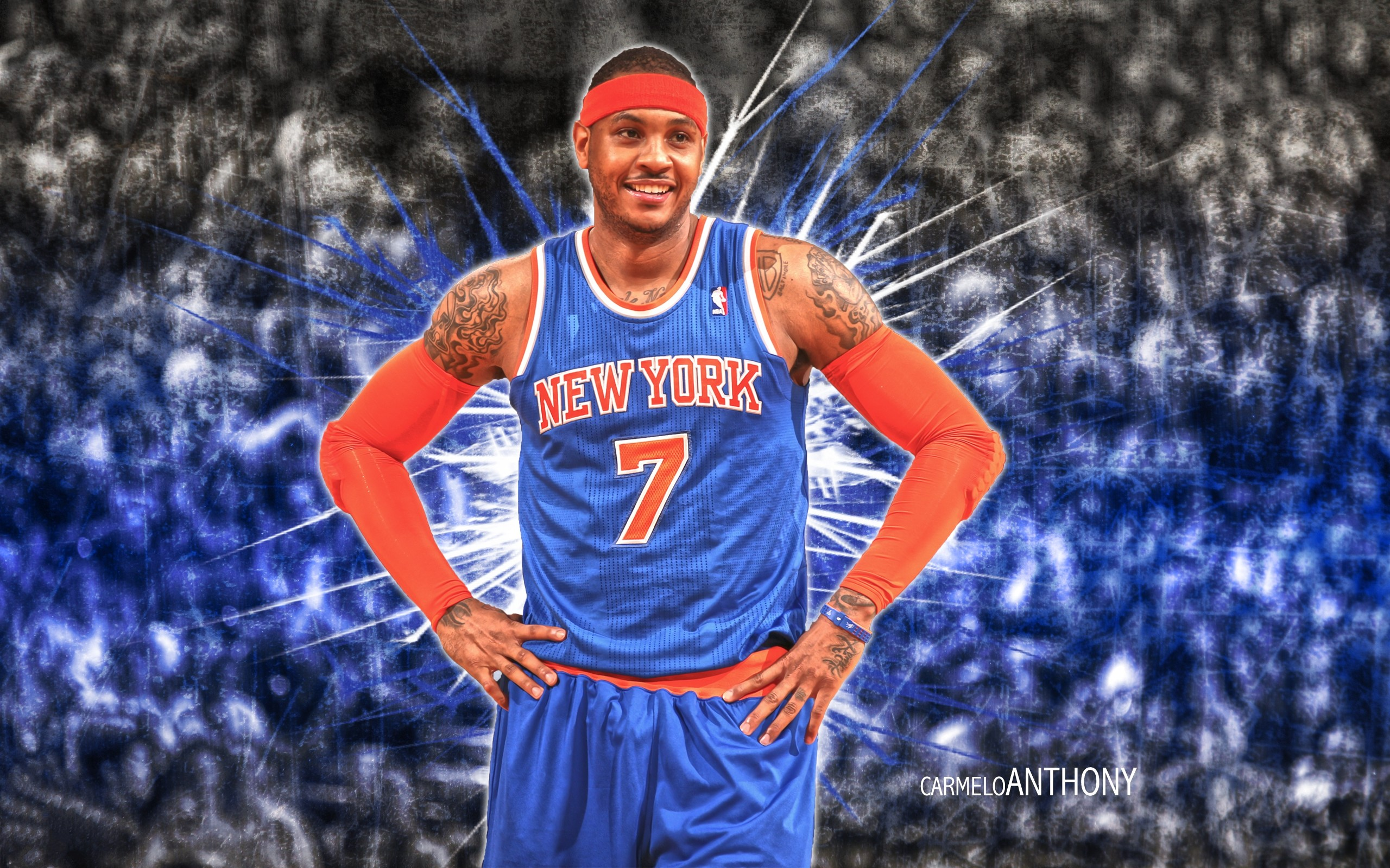 2560x1600 HD-Carmelo-Anthony-New-York-Knicks-Background