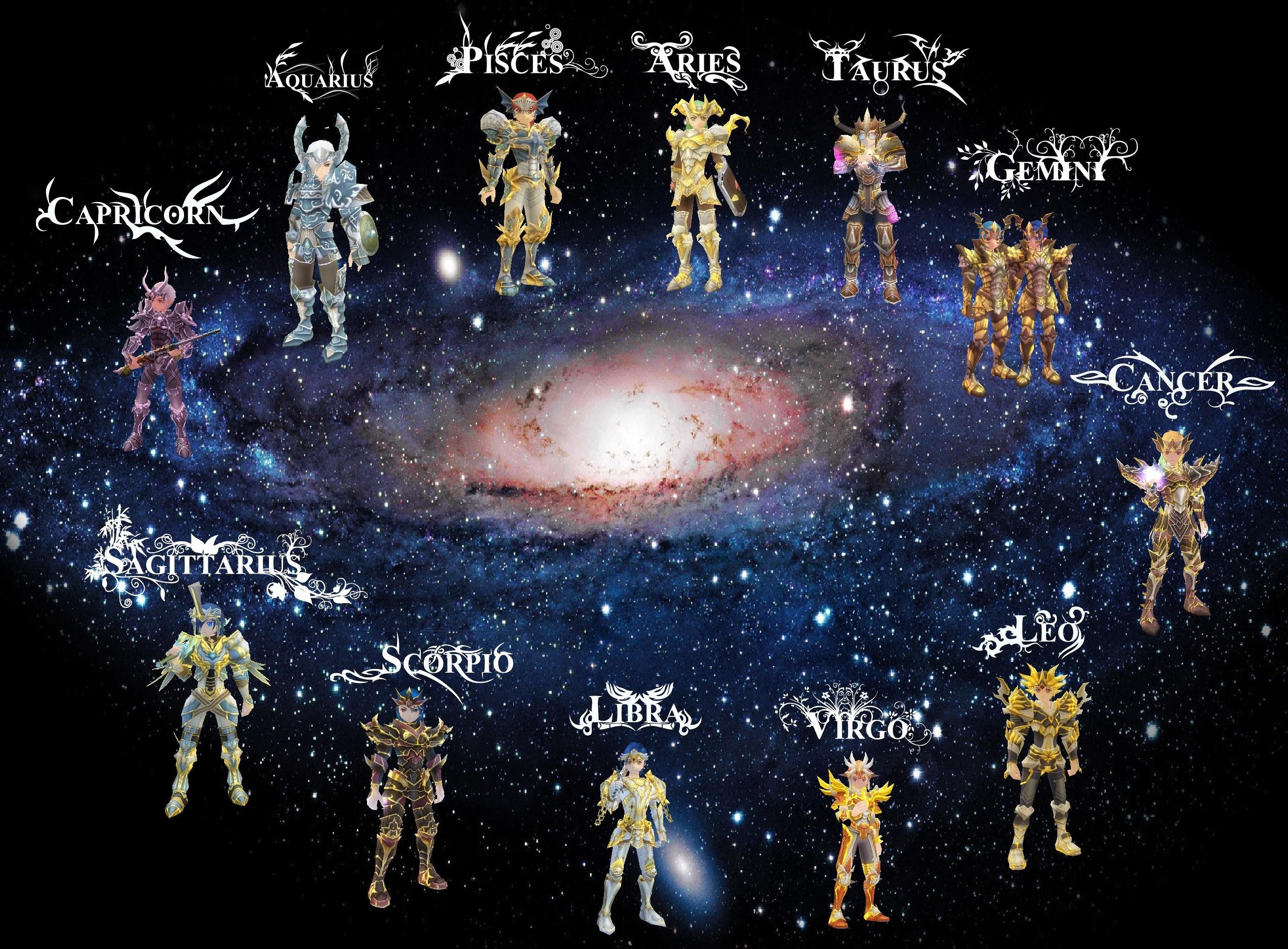 astrology desktop backgrounds