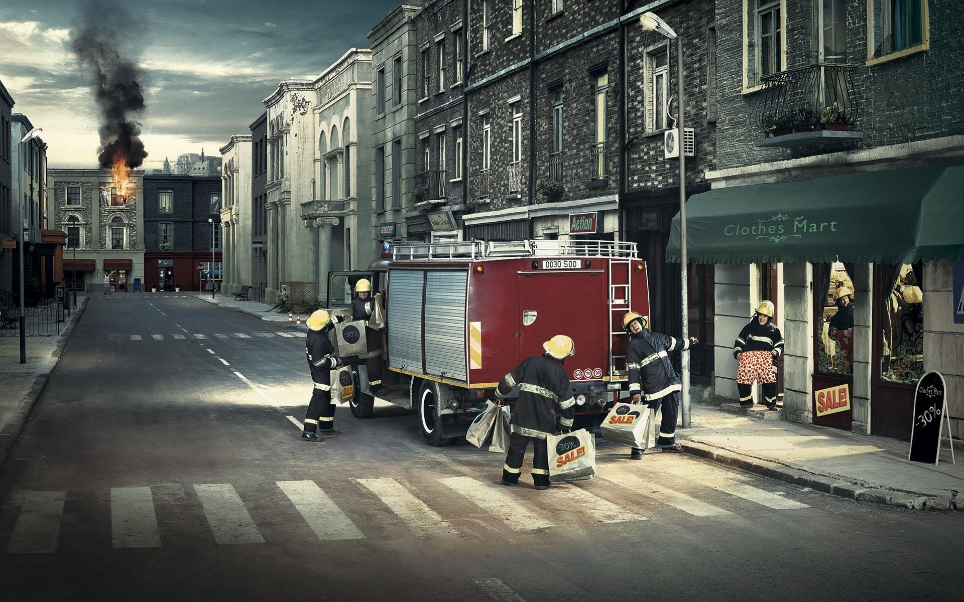 1080x1920 Firefighter Wallpaper Iphone