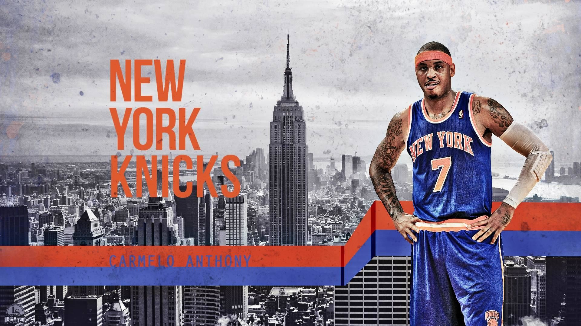 1920x1080 Carmelo-Anthony-New-York-Knicks-Desktop-Backgrounds