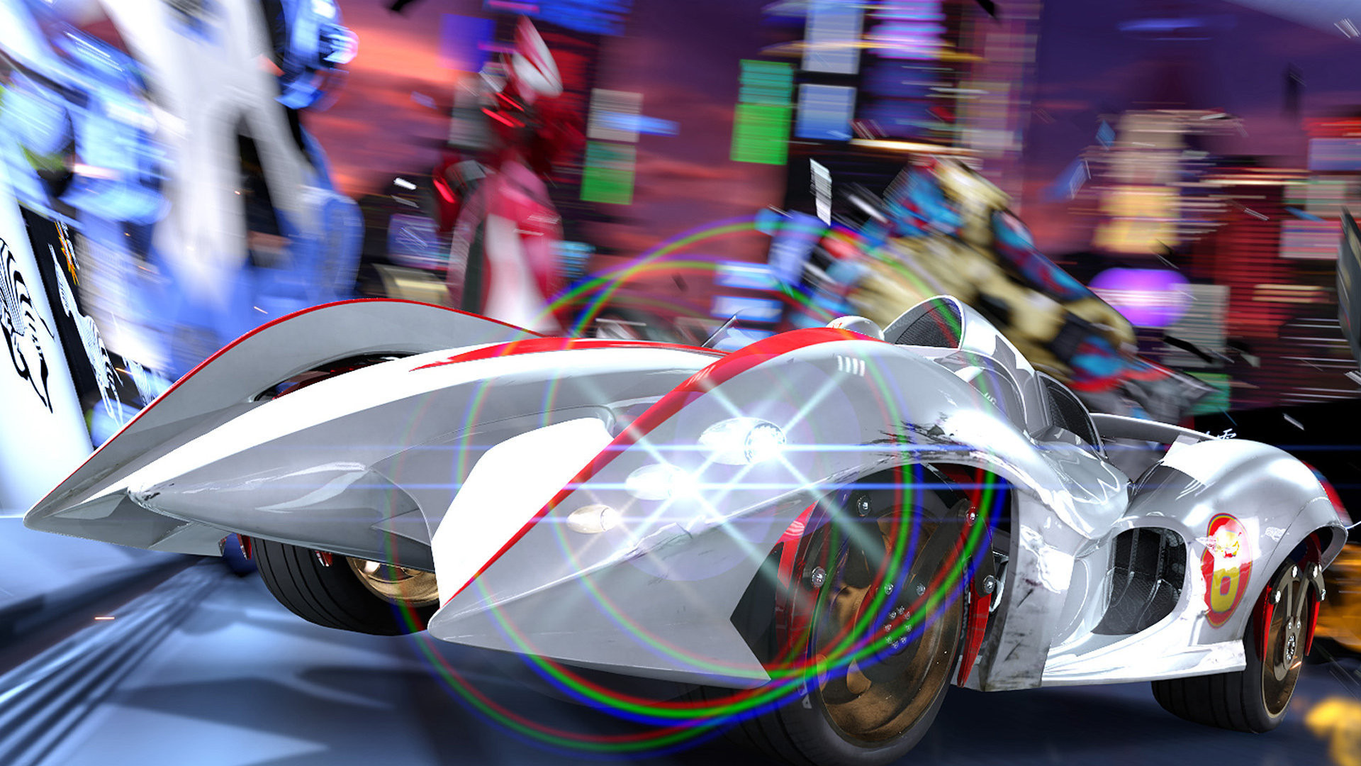 speed racer wallpapers (53+ images)