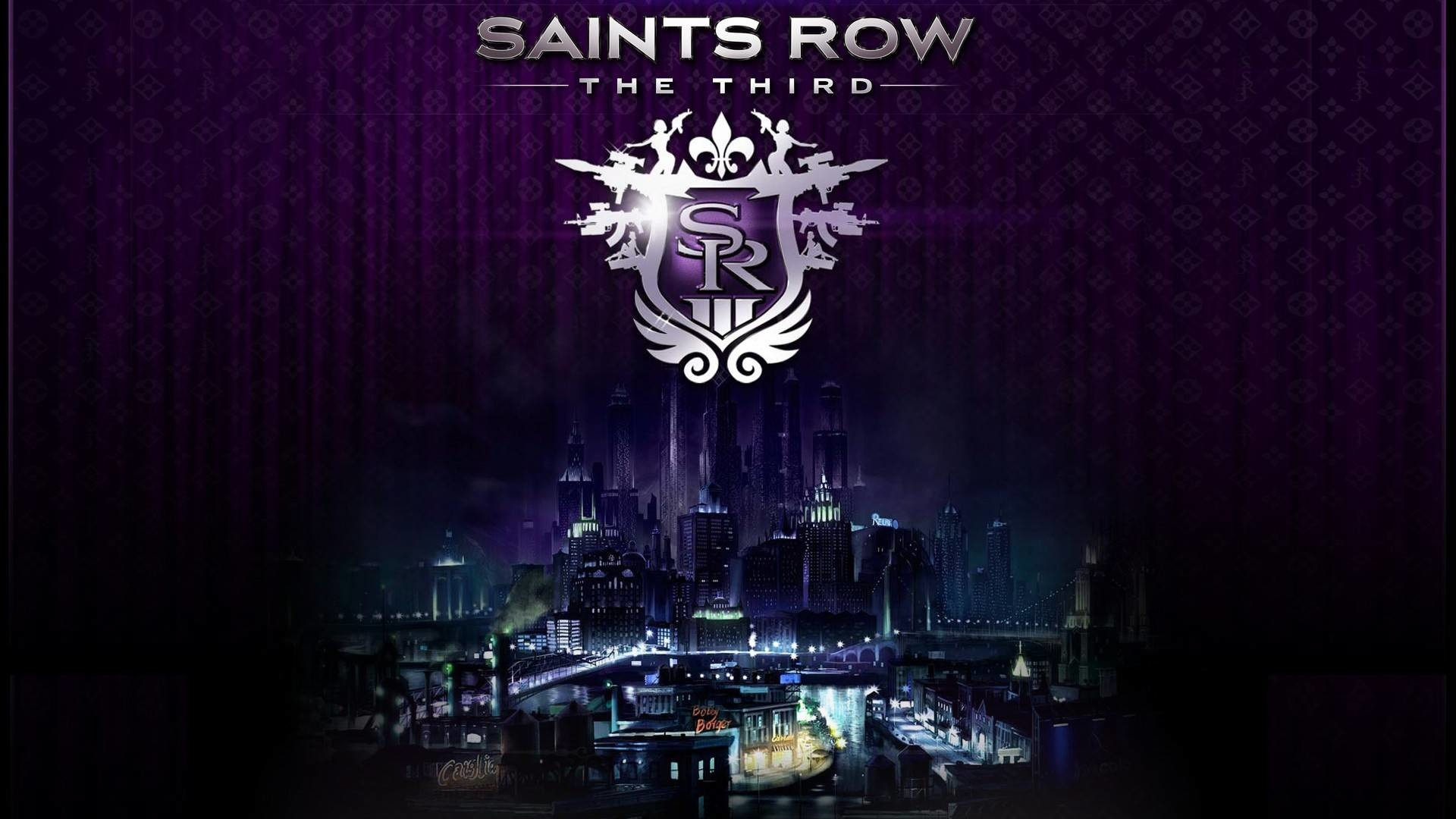 1920x1080 100% Quality HD Wallpaper – Background,  px Saints Row – download  free