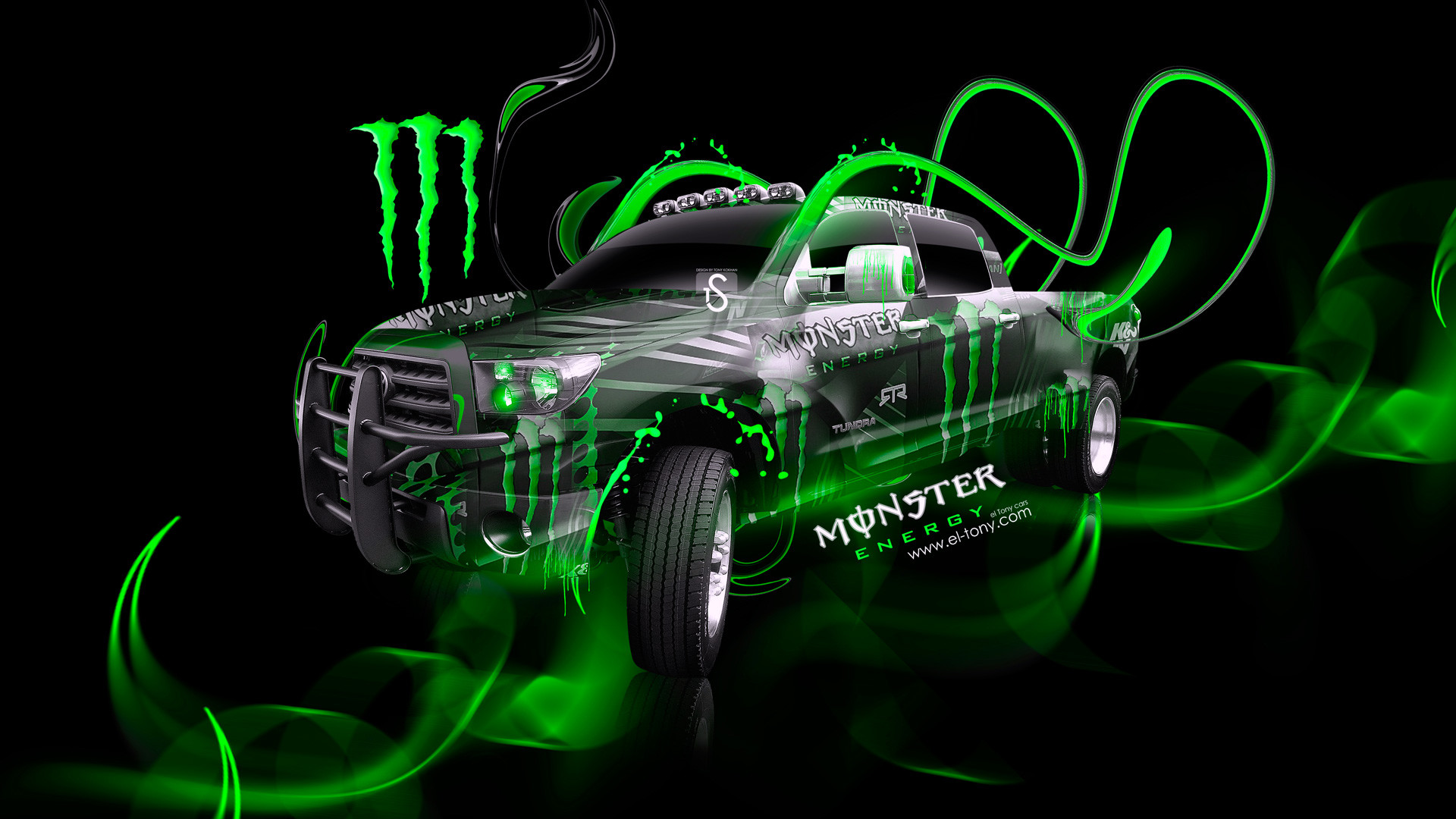 1920x1080 Pin Monster Energy Clipart Monster Army #12