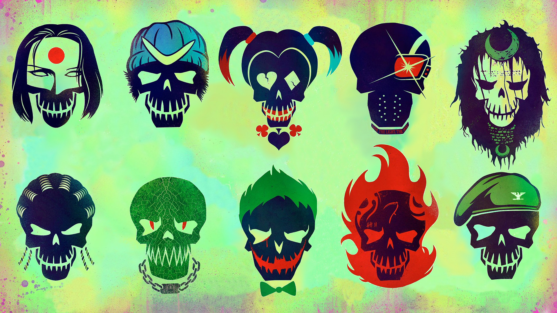 1920x1080 Suicide Squad Wallpapers