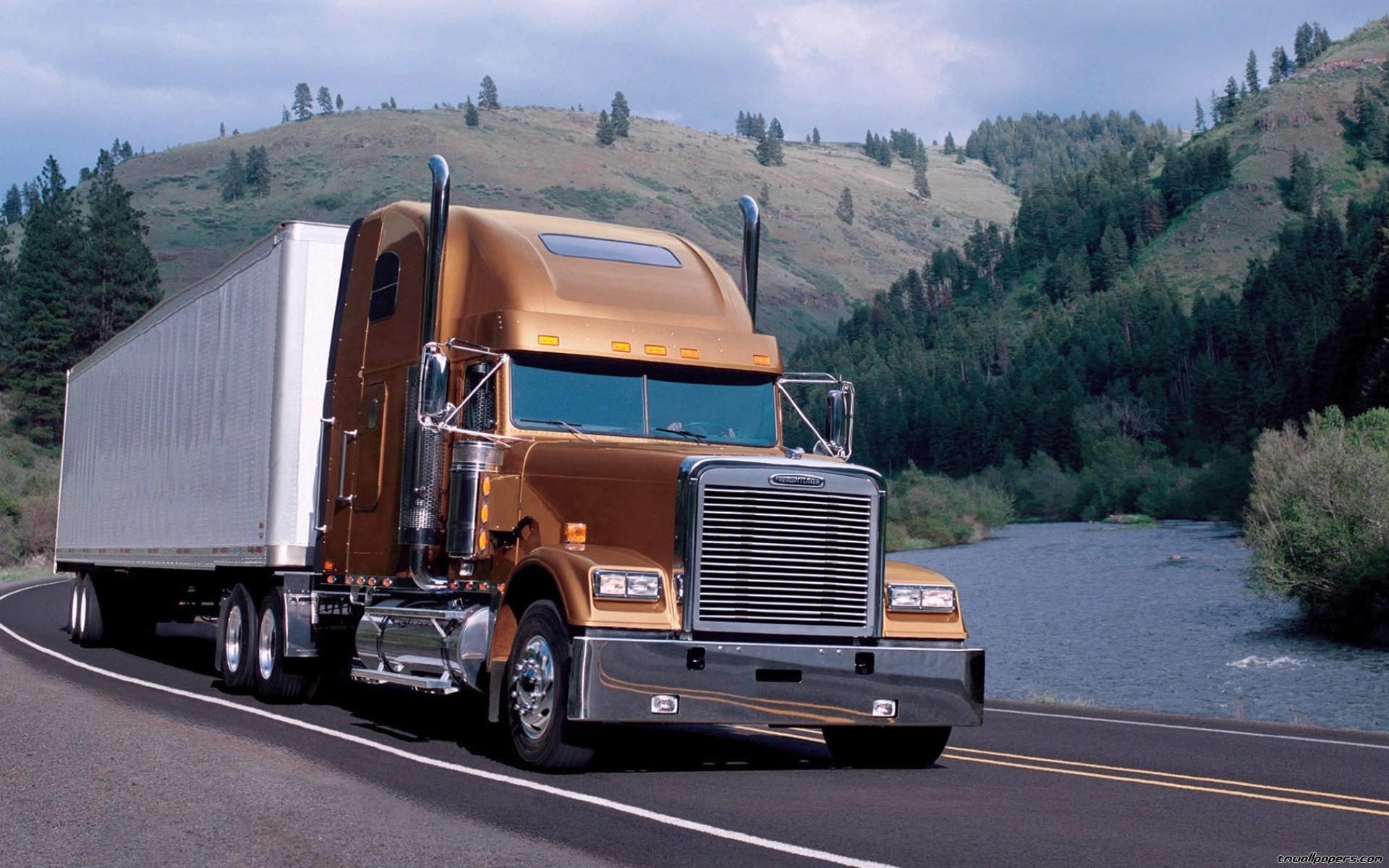 2048x1536 Beautiful A Semi Truck Wallpaper Best Pattern