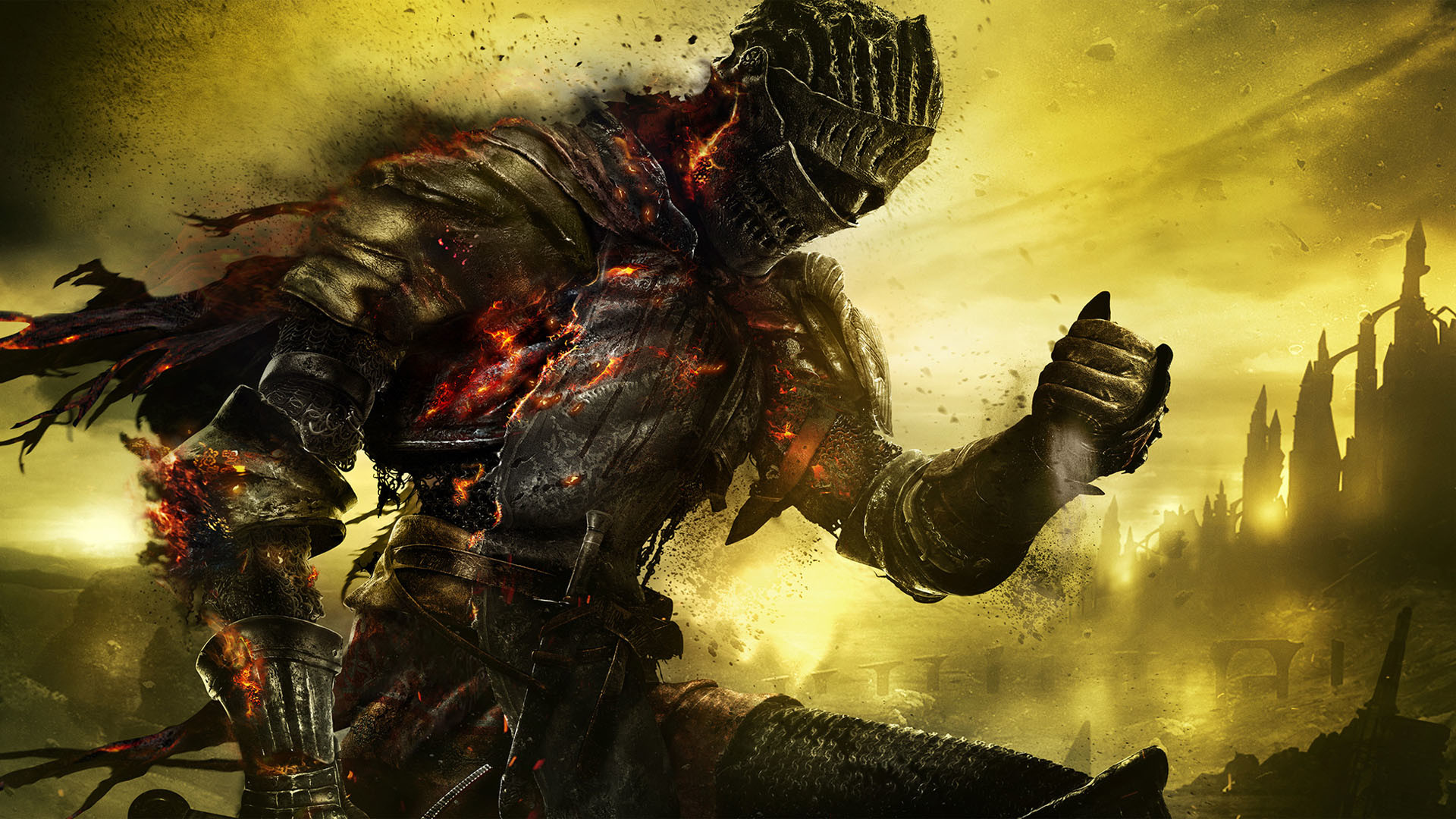 1920x1080 Dark Souls 3 HD Wallpaper