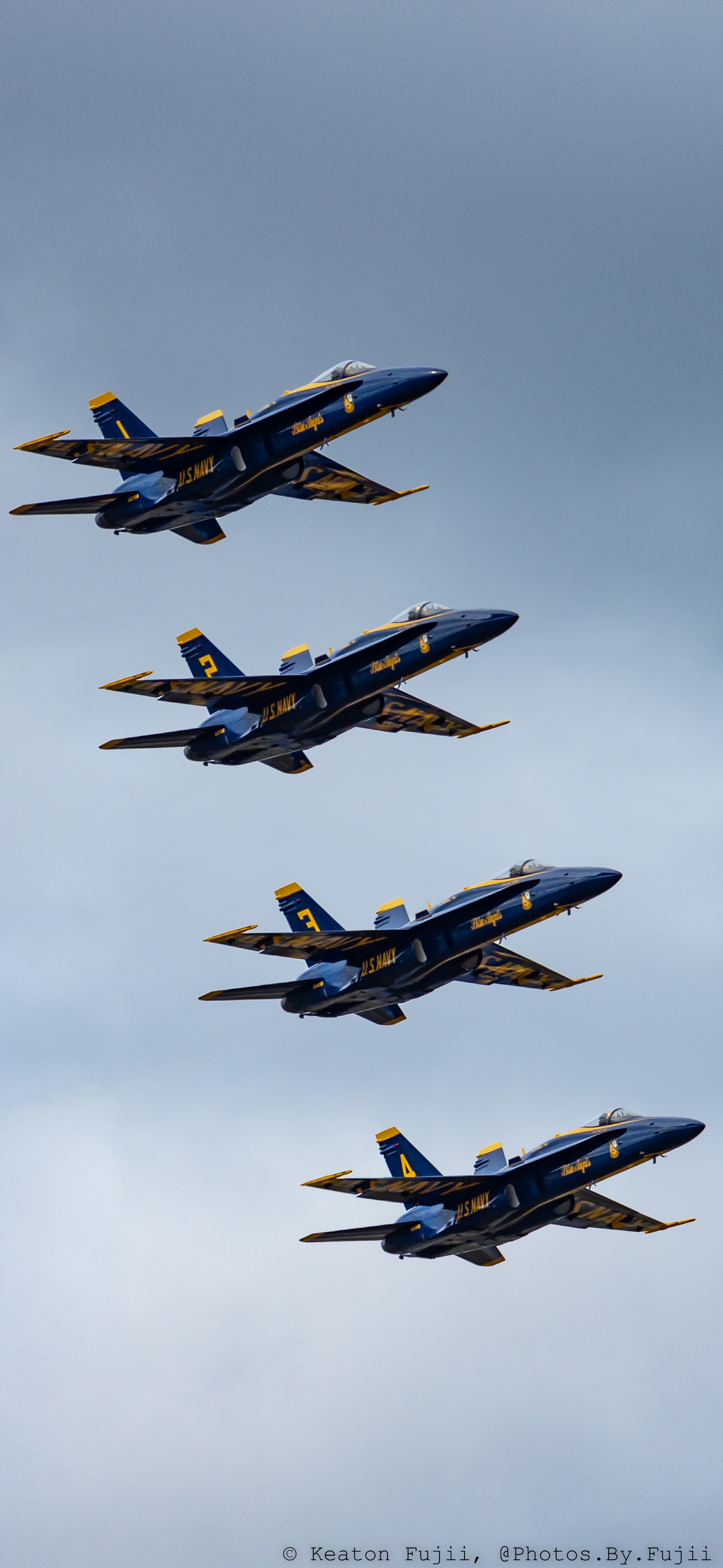 1595x3456 Blue Angels iPhone XS & XS Max Wallpapers