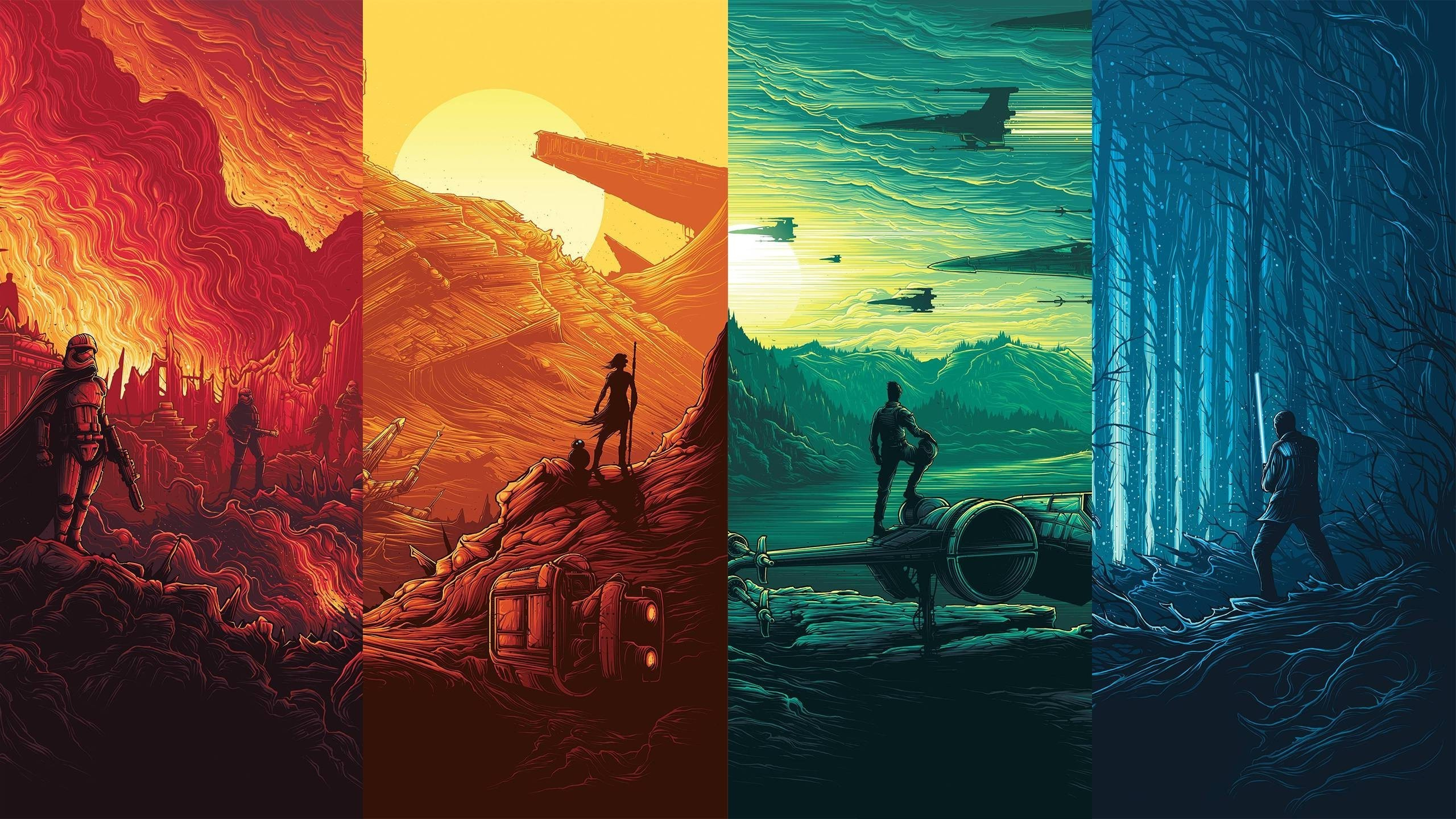 Star Wars Episode 7 Wallpapers 68 Images