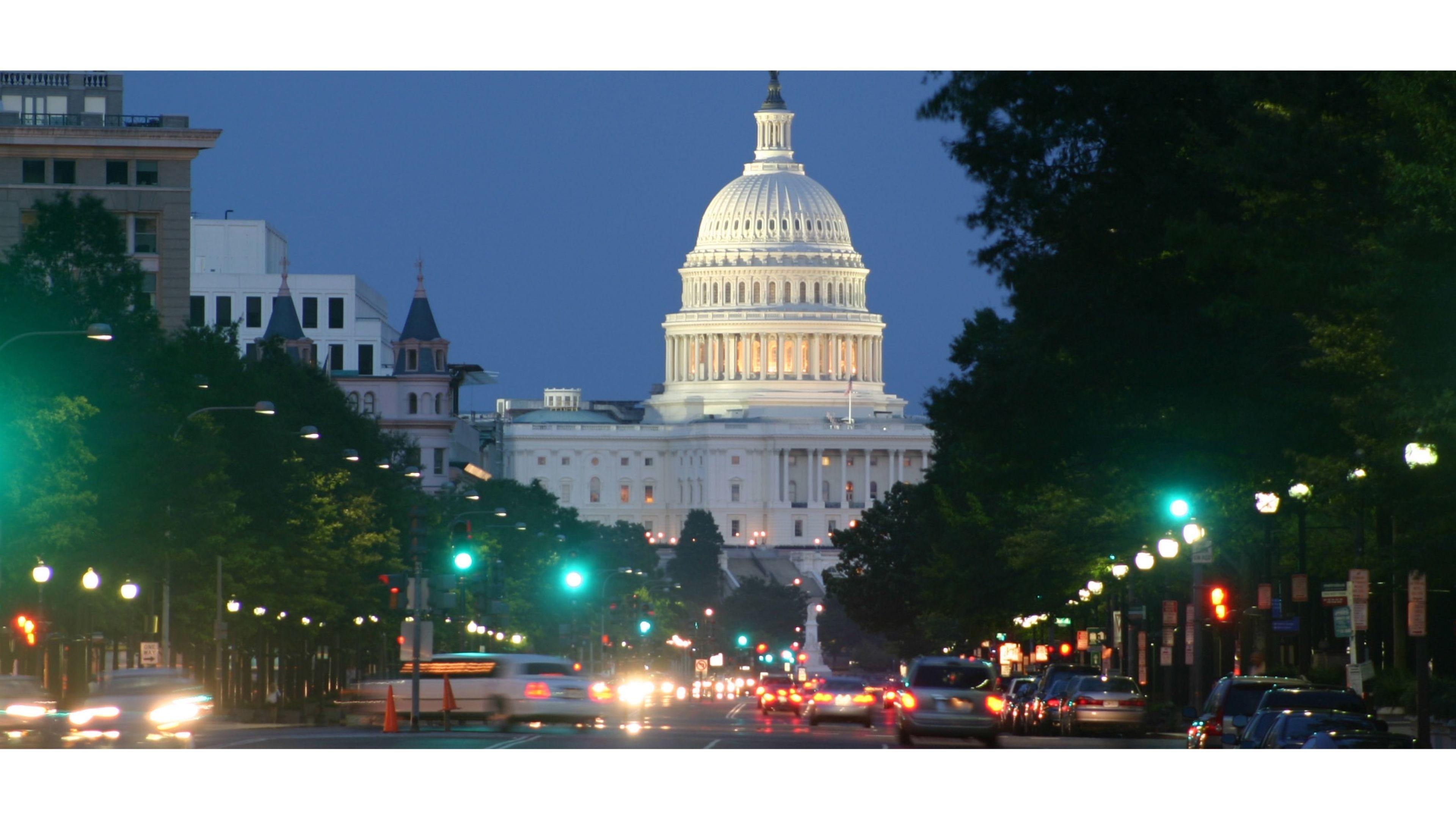 2940x2081 Washington DC Capitol Wallpaper