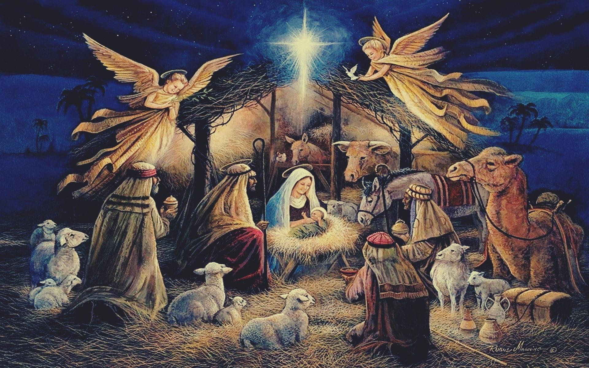 Christmas Angel Wallpaper 52 Images
