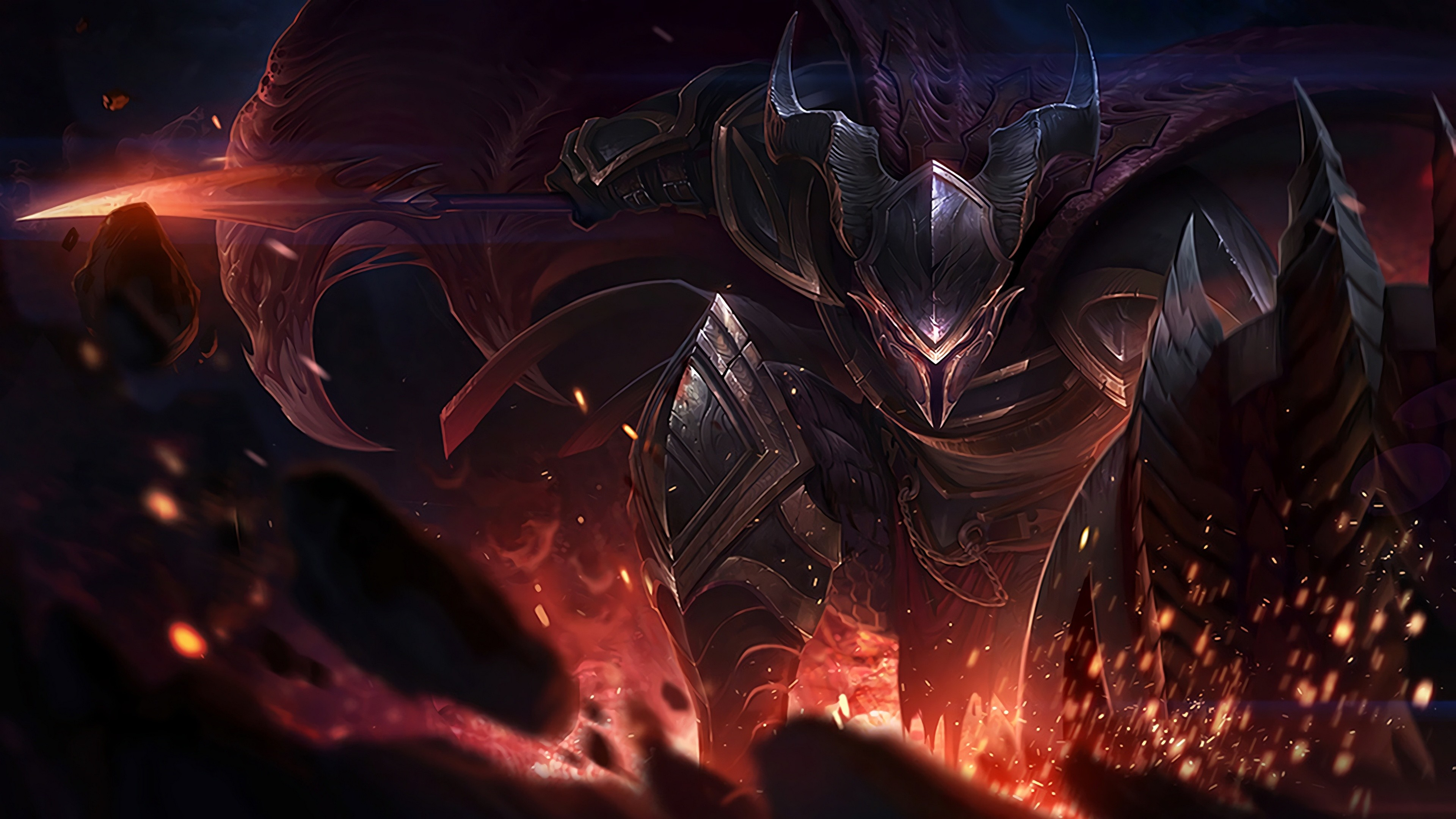 League Of Legends 4k Wallpaper 54 Images