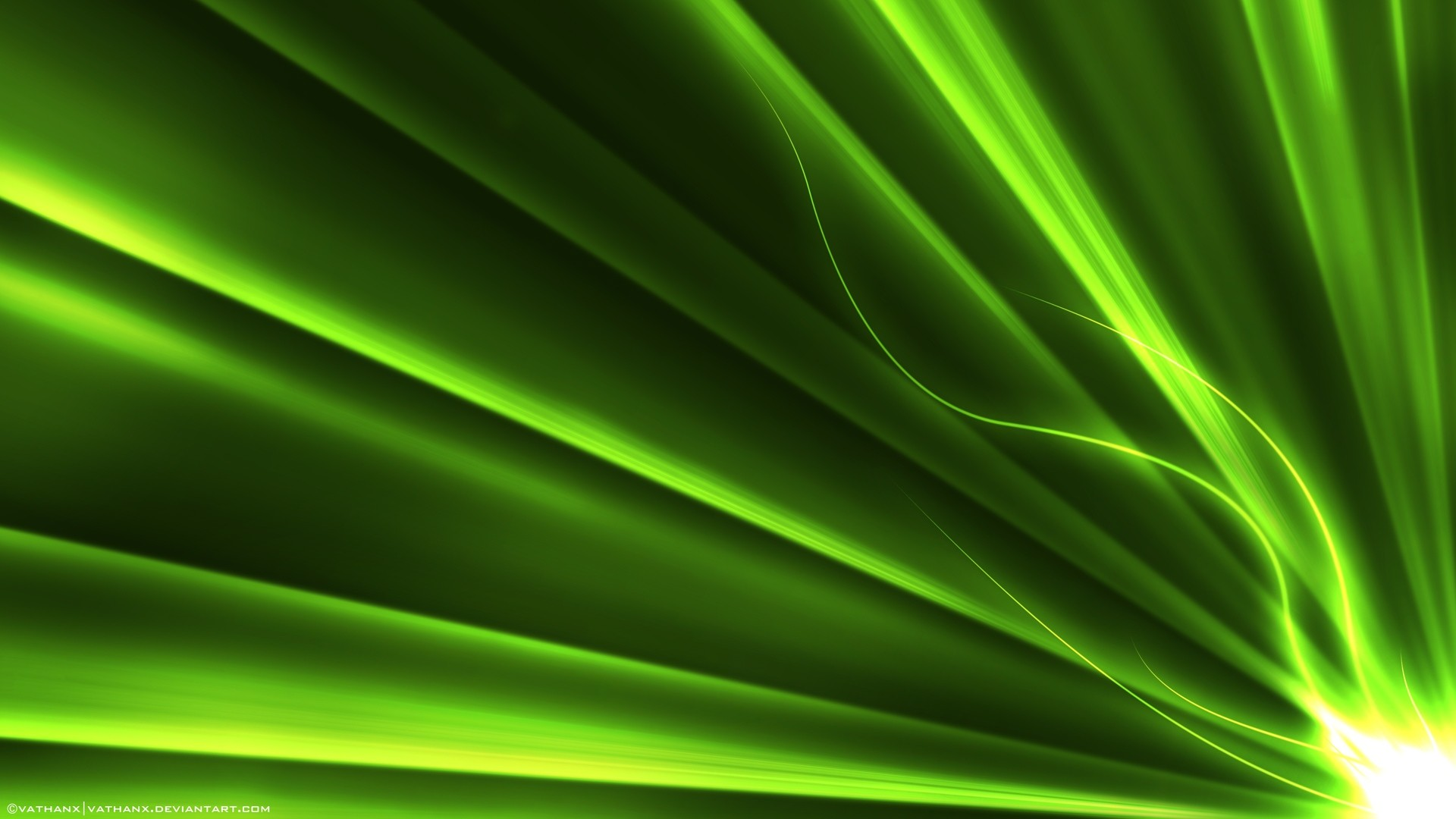 green solid light abstract wallpapers line 4k hd circle shine