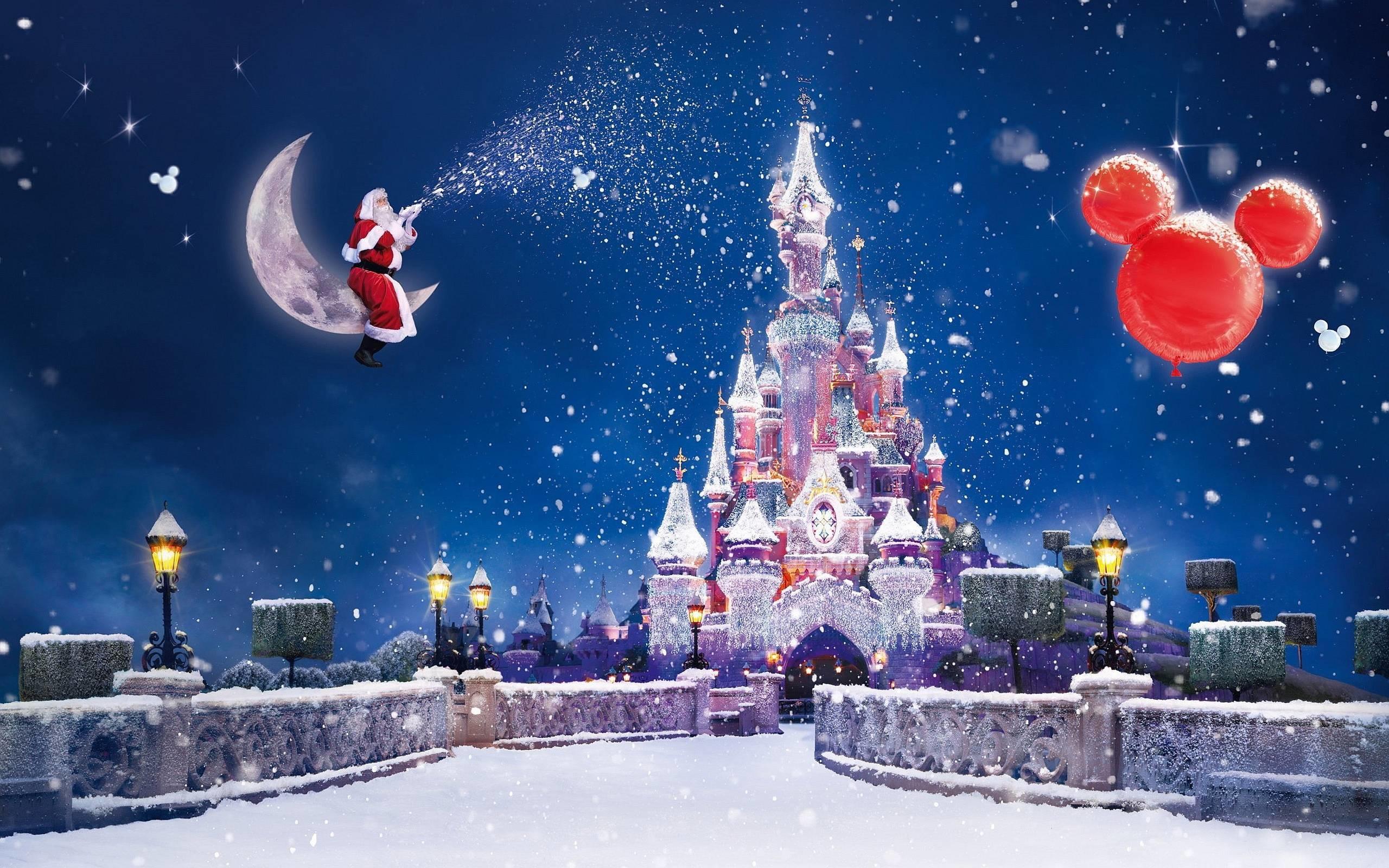 Disney Christmas Wallpaper And Screensavers (57+ Images