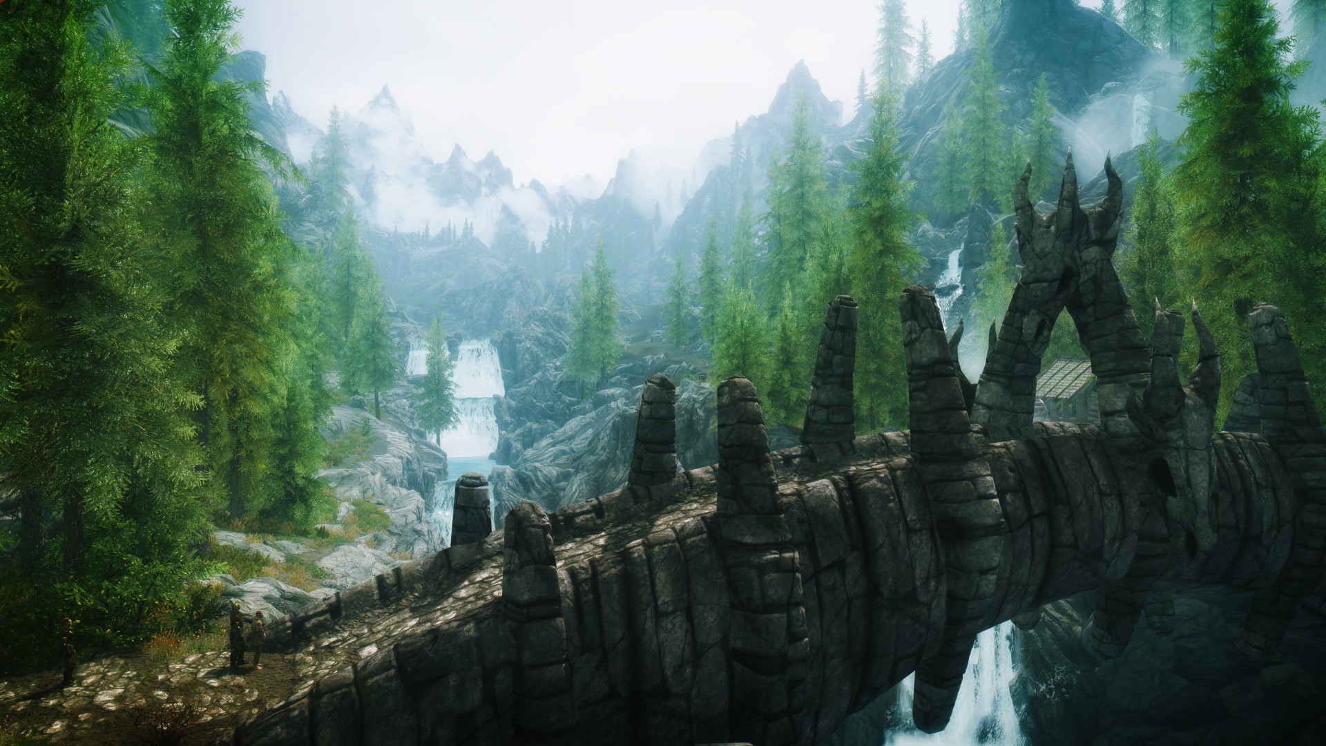 Skyrim Wallpaper HD 79 images