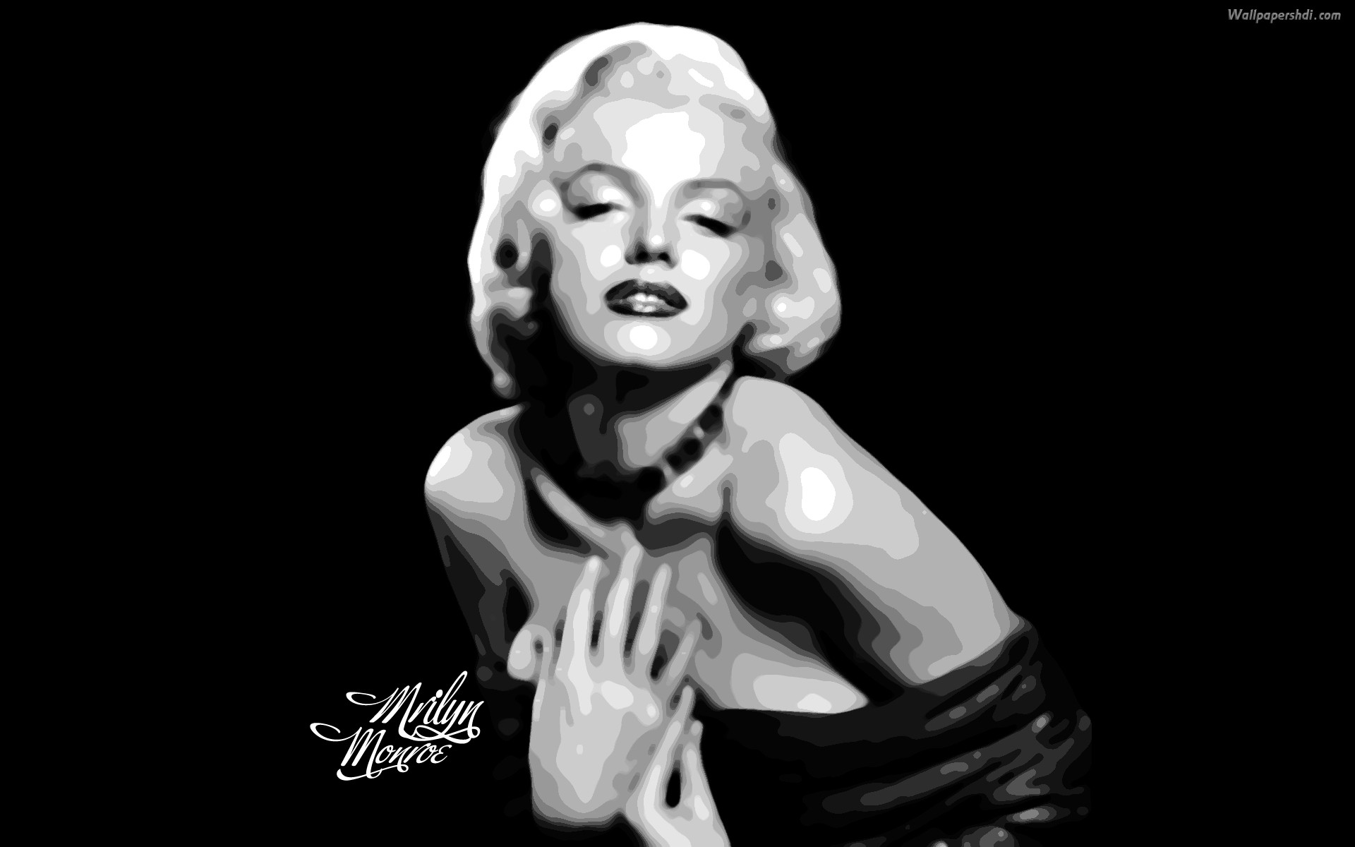 1920x1200 ... Black And White Photography Marilyn Monroe