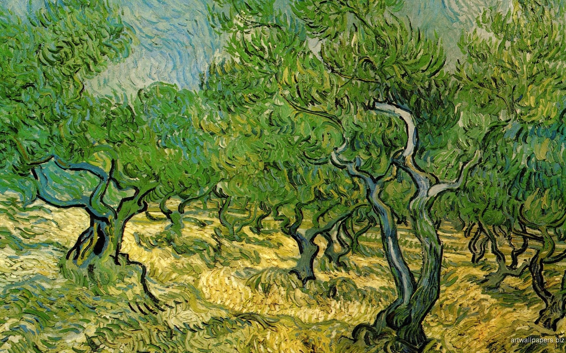 Vincent Van Gogh Wallpapers 59 Images