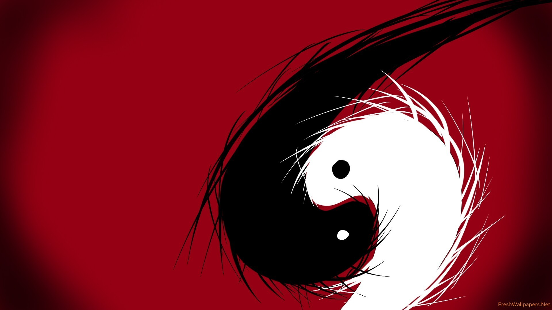 ying yang background (53+ images)