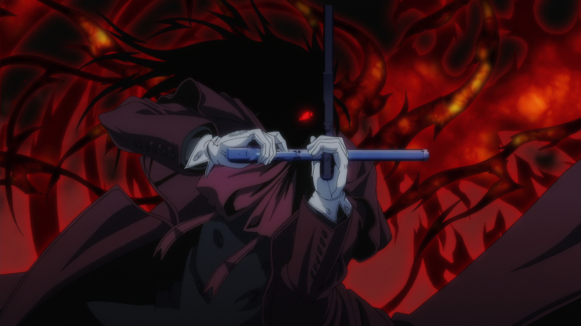 1920x1080 Hellsing Ultimate Abridged Quotes #16 by SiriuslyIronic
