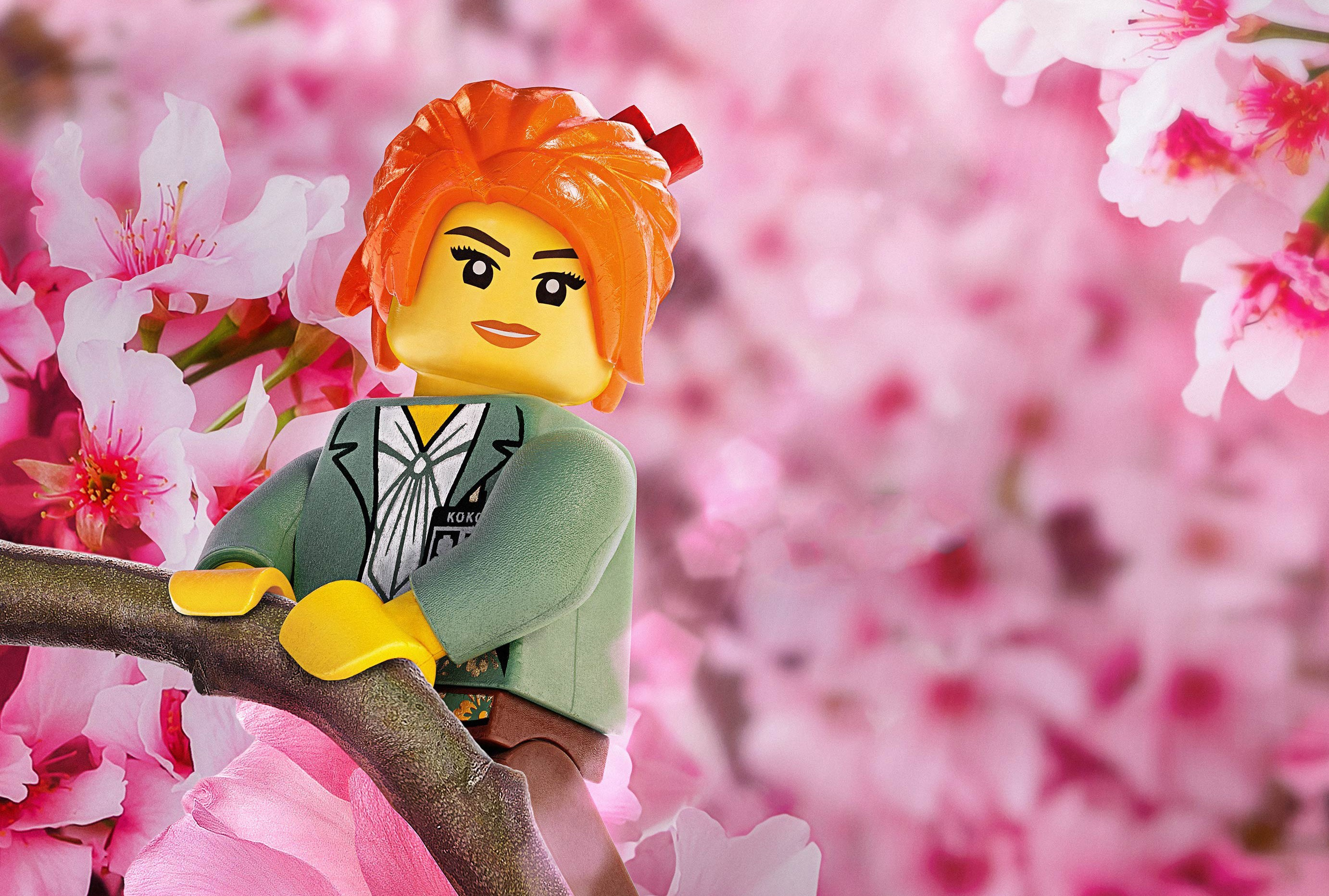 2764x1865 Movie - The Lego Ninjago Movie Lego Blossom Wallpaper