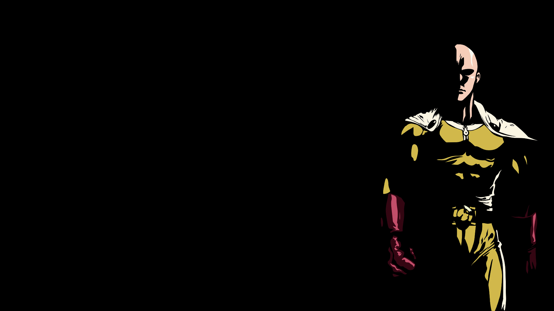 1920x1080 ... One Punch Man HD Wallpaper ...