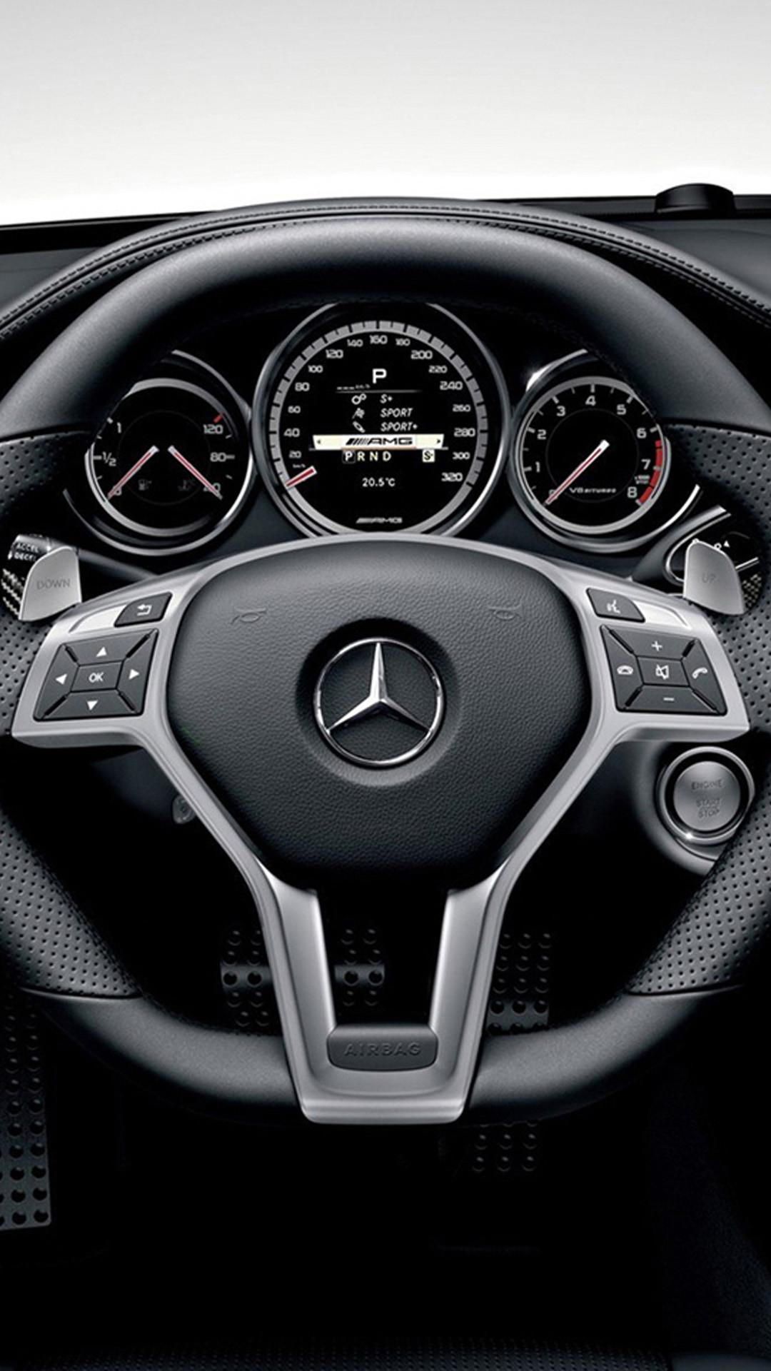 1080x1920 ...  Mercedes Benz Logo Gallery 513208719 Wallpaper for Free |  Creative .