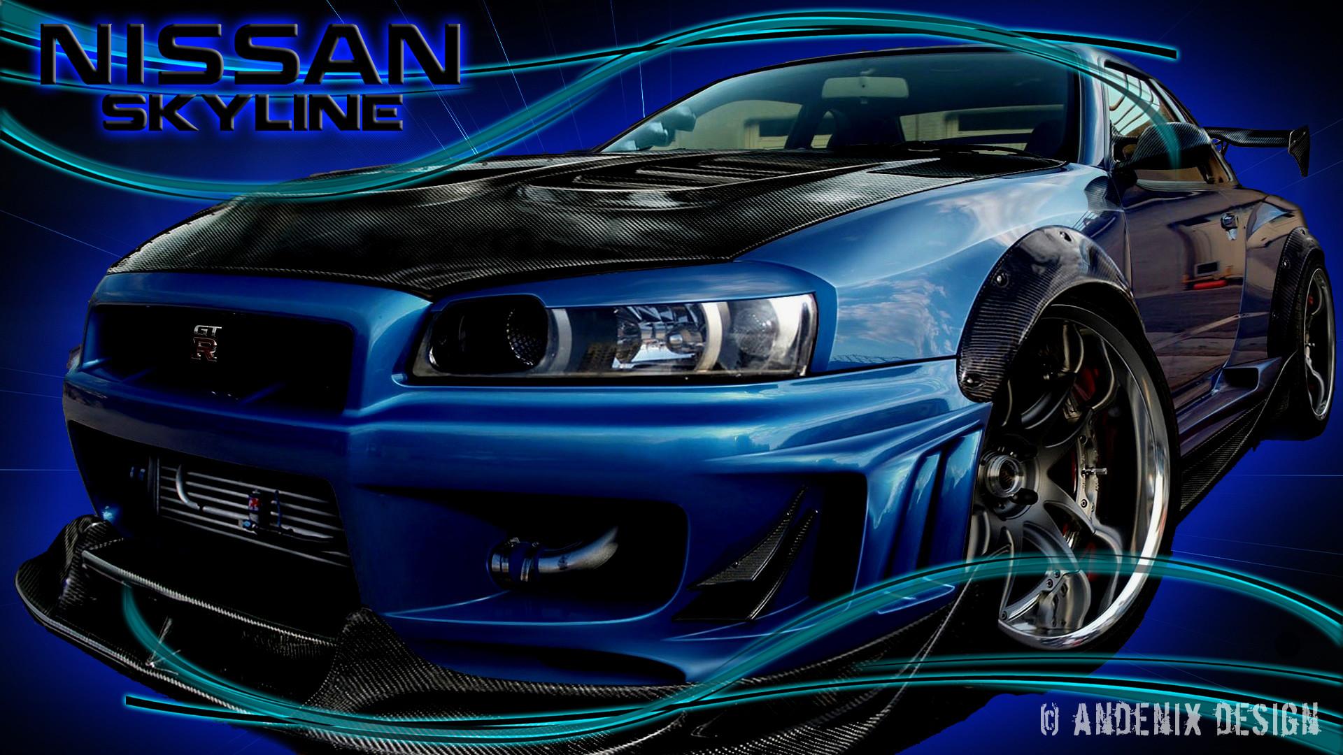 Imagenes De Carros Hd Wallpaper: Nissan Skyline Wallpaper HD (73+ Images