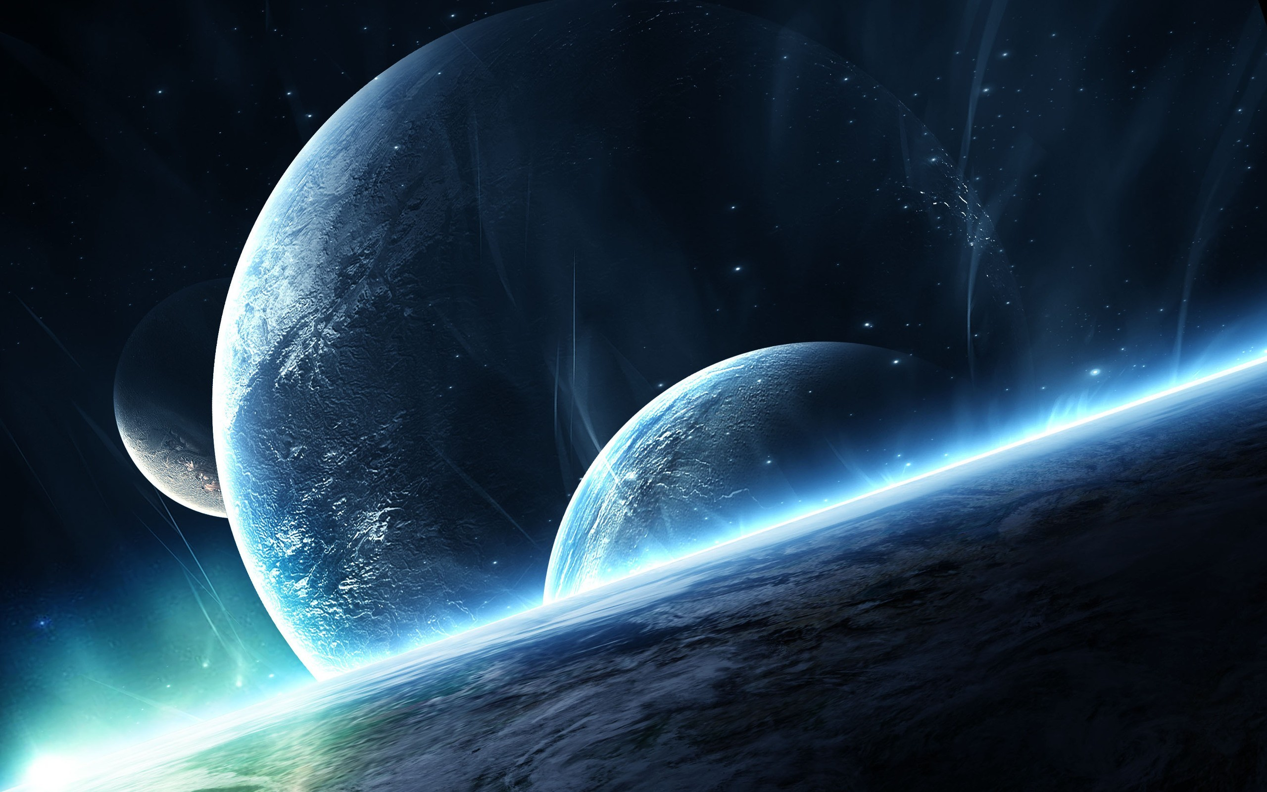 2560x1600 Outer Space Images Free Download by Hisham Chattey