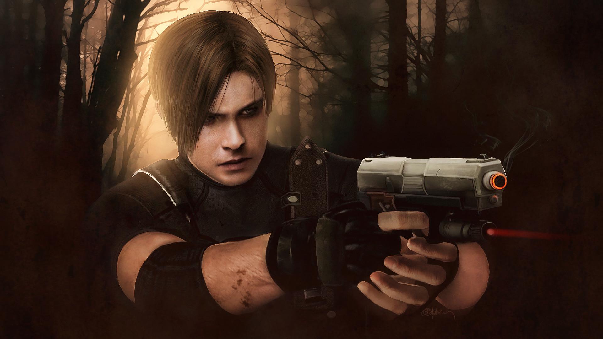 Resident Evil 4 Movie Wallpaper (63+ Images