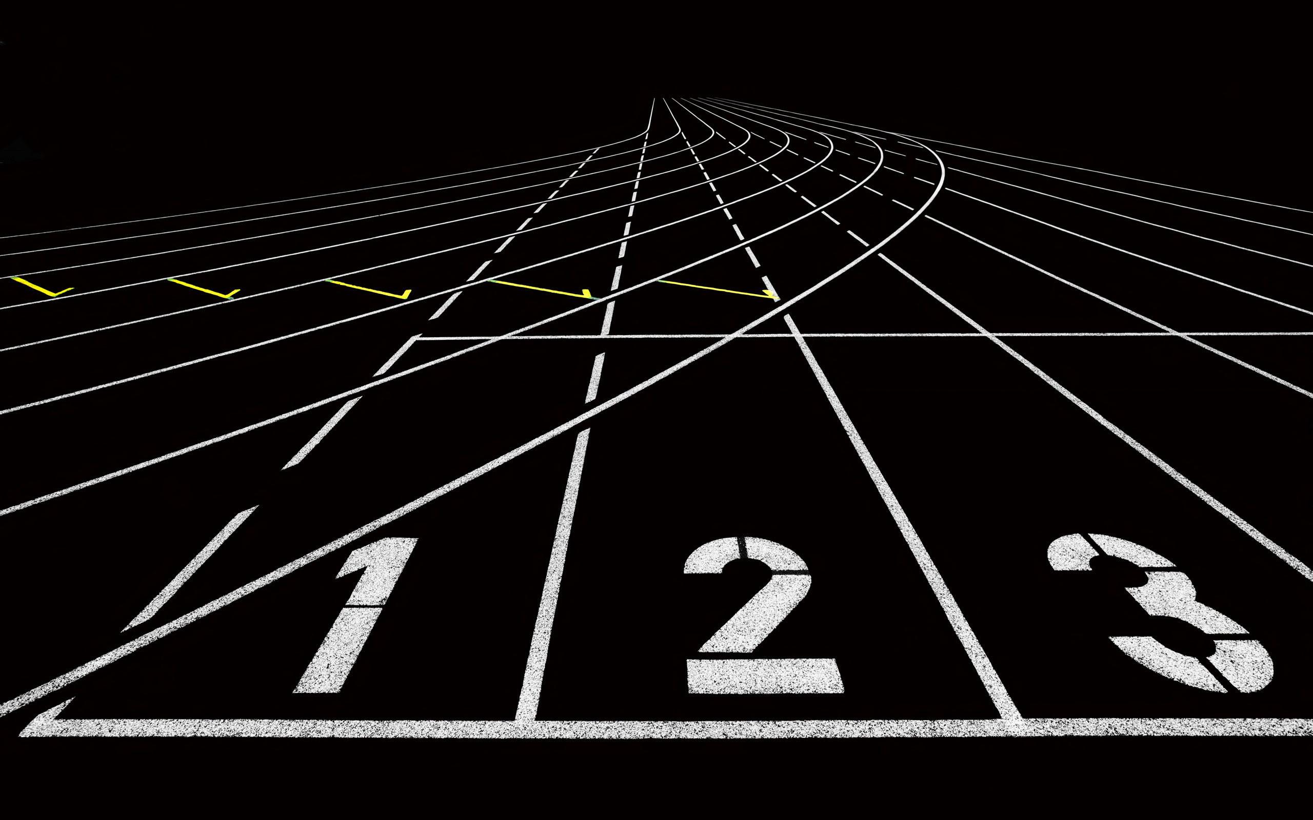 Nike track background